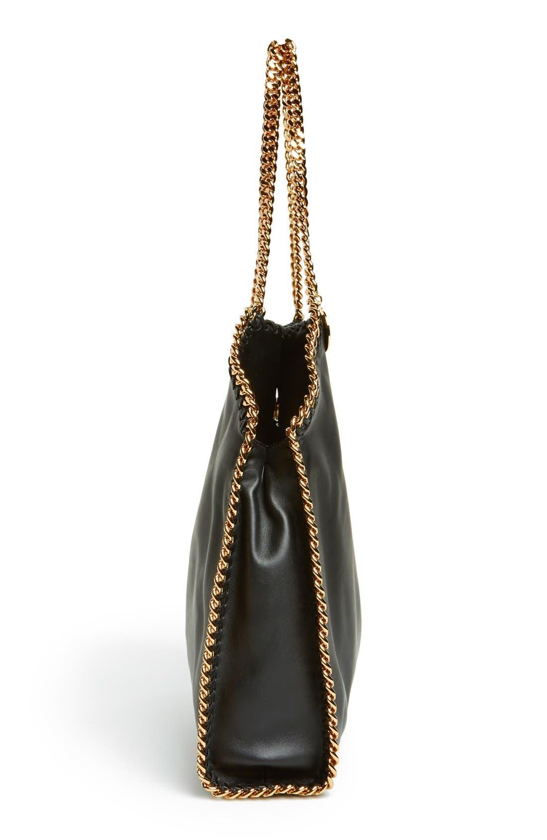 Alternate Image 5  - Stella McCartney 'Small Falabella' Faux Leather Tote