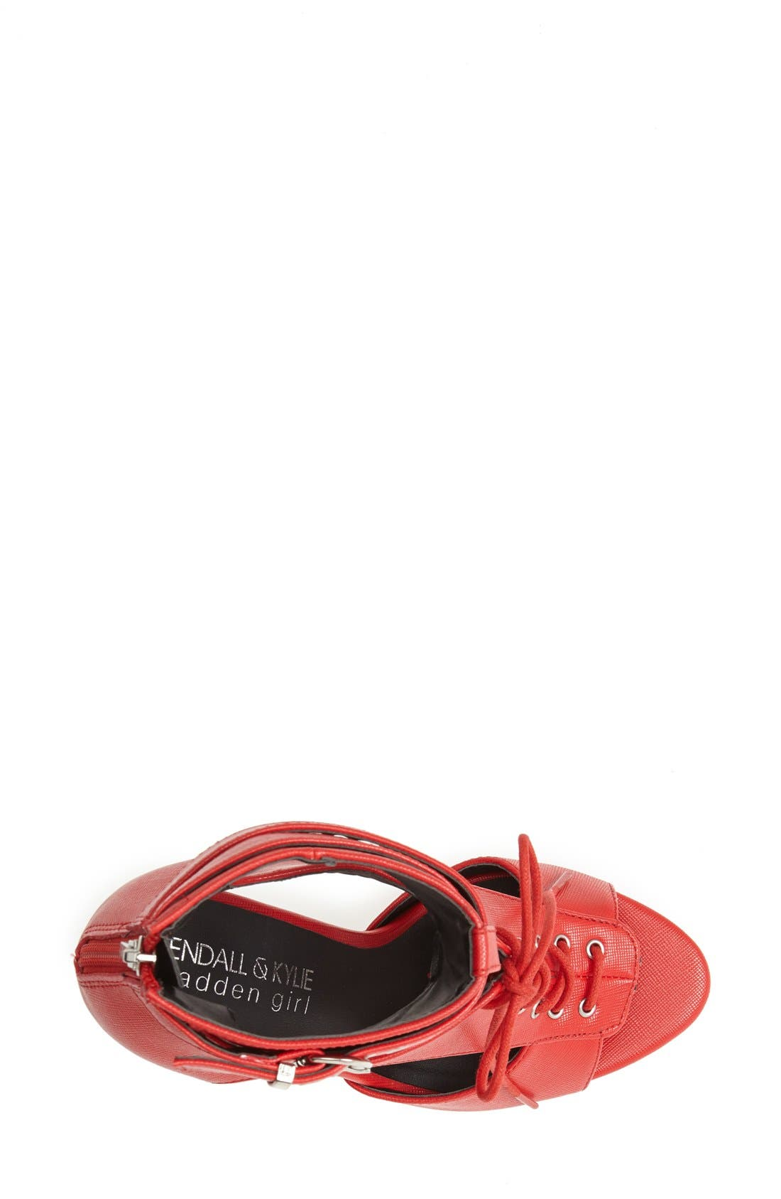 Alternate Image 3  - KENDALL + KYLIE Madden Girl 'Diice' Ankle Cuff Sandal (Women)