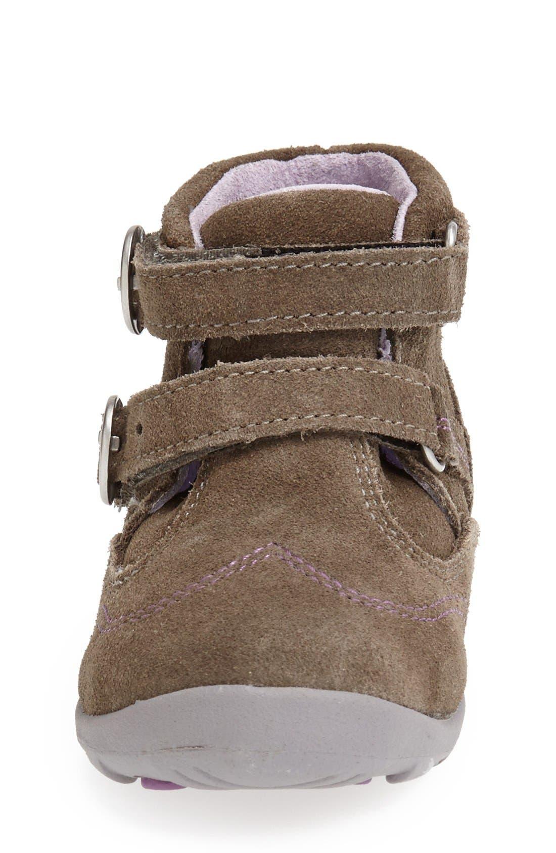 Alternate Image 3  - Stride Rite 'SRT Gisella' Boot (Baby & Walker)