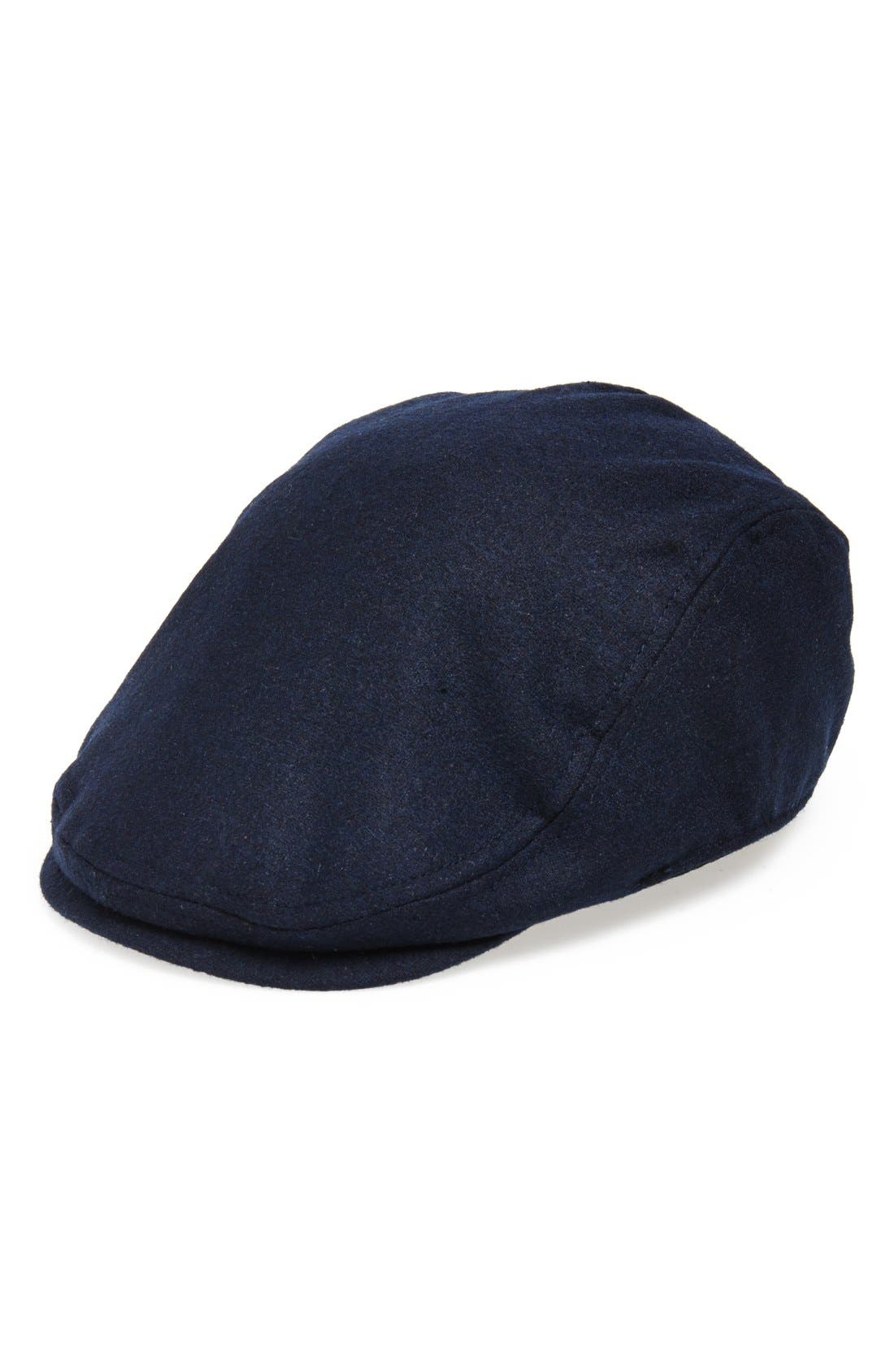 Glory Hats by Goorin 'Mikey' Driving Cap,                         Main,                         color, Navy
