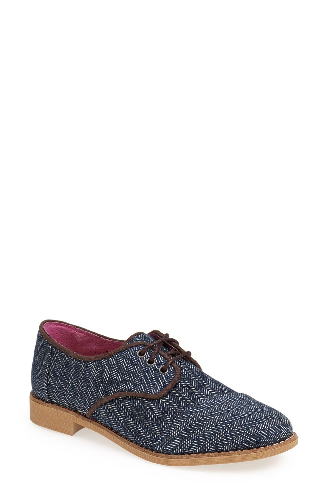 Main Image - TOMS 'Brogue' Oxford (Women)