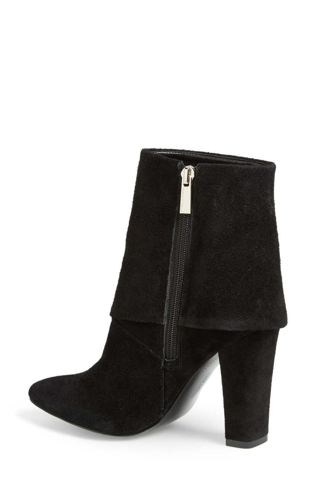 Alternate Image 2  - Vince Camuto 'Amya' Suede Bootie (Women)