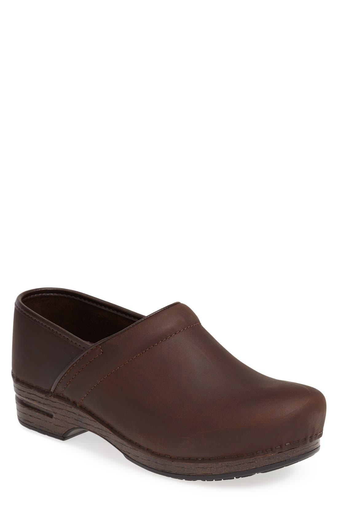 'Pro XP' Slip-On,                             Main thumbnail 1, color,                             Brown Oiled