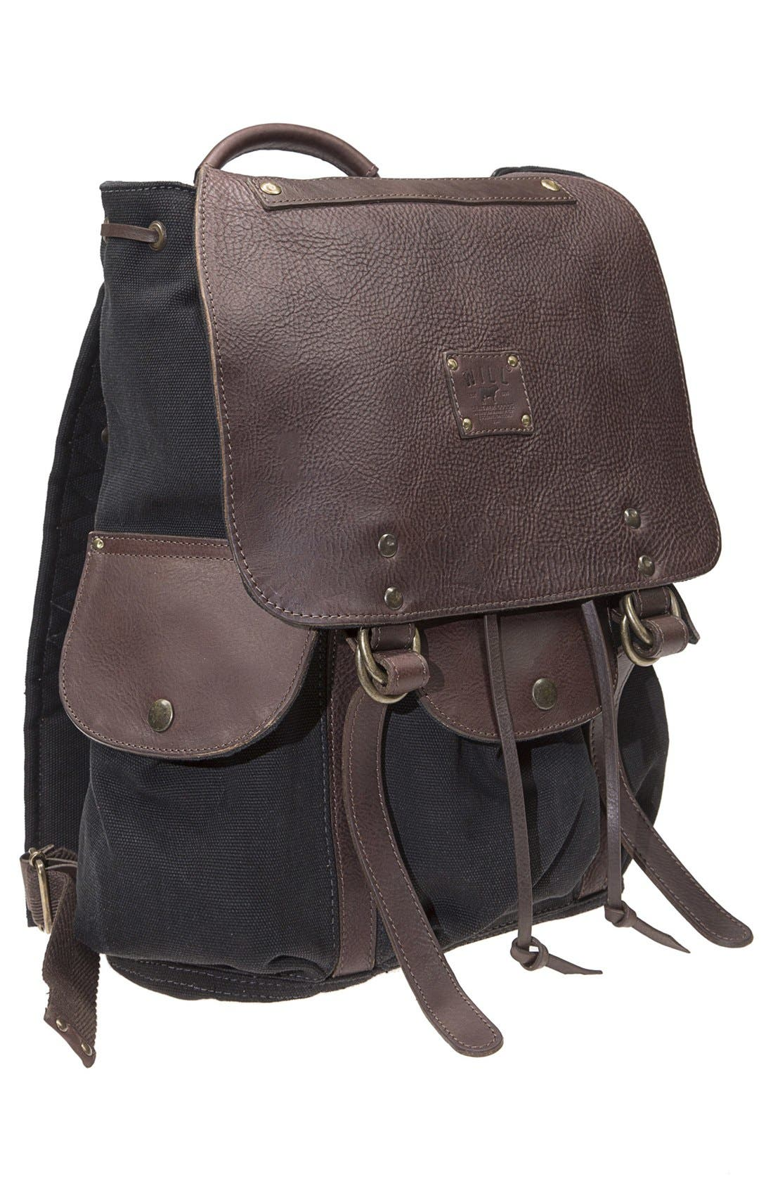 Alternate Image 2  - Will Leather Goods 'Lennon' Backpack