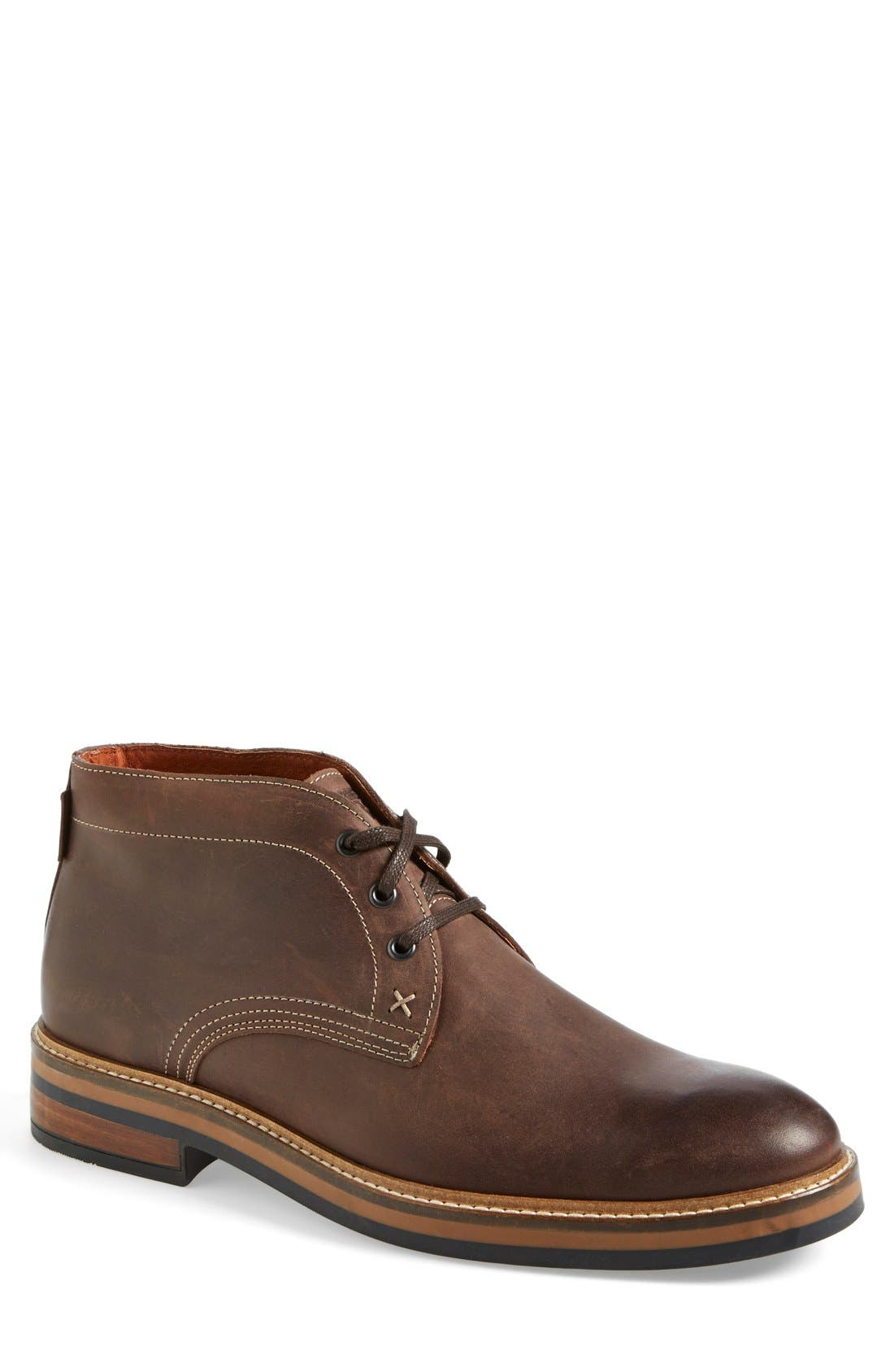 Alternate Image 1 Selected - Wolverine 'Francisco' Chukka Boot (Men)