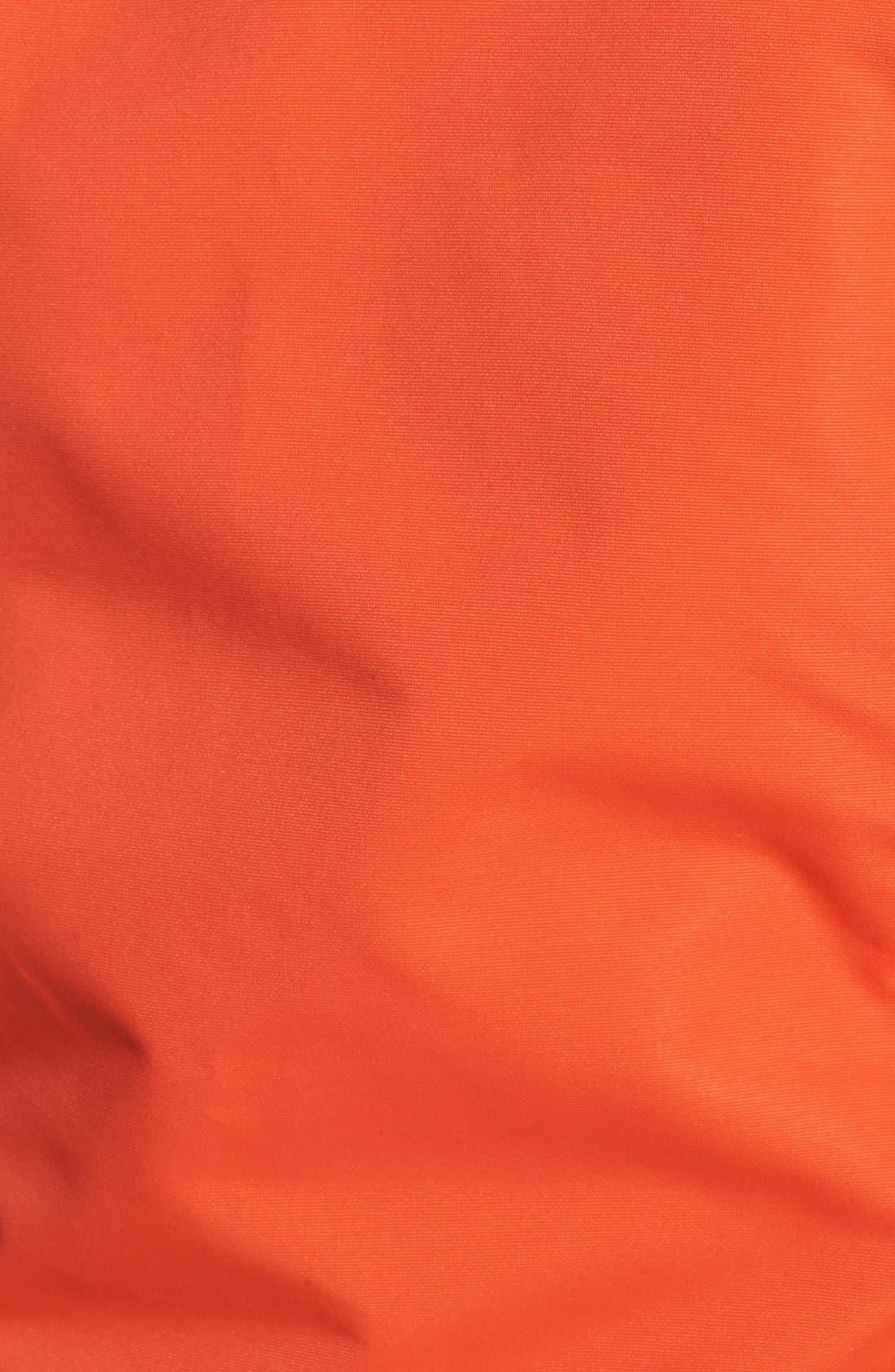 Alternate Image 3  - NOIZE Mid Length Parka with Faux Fur Trim