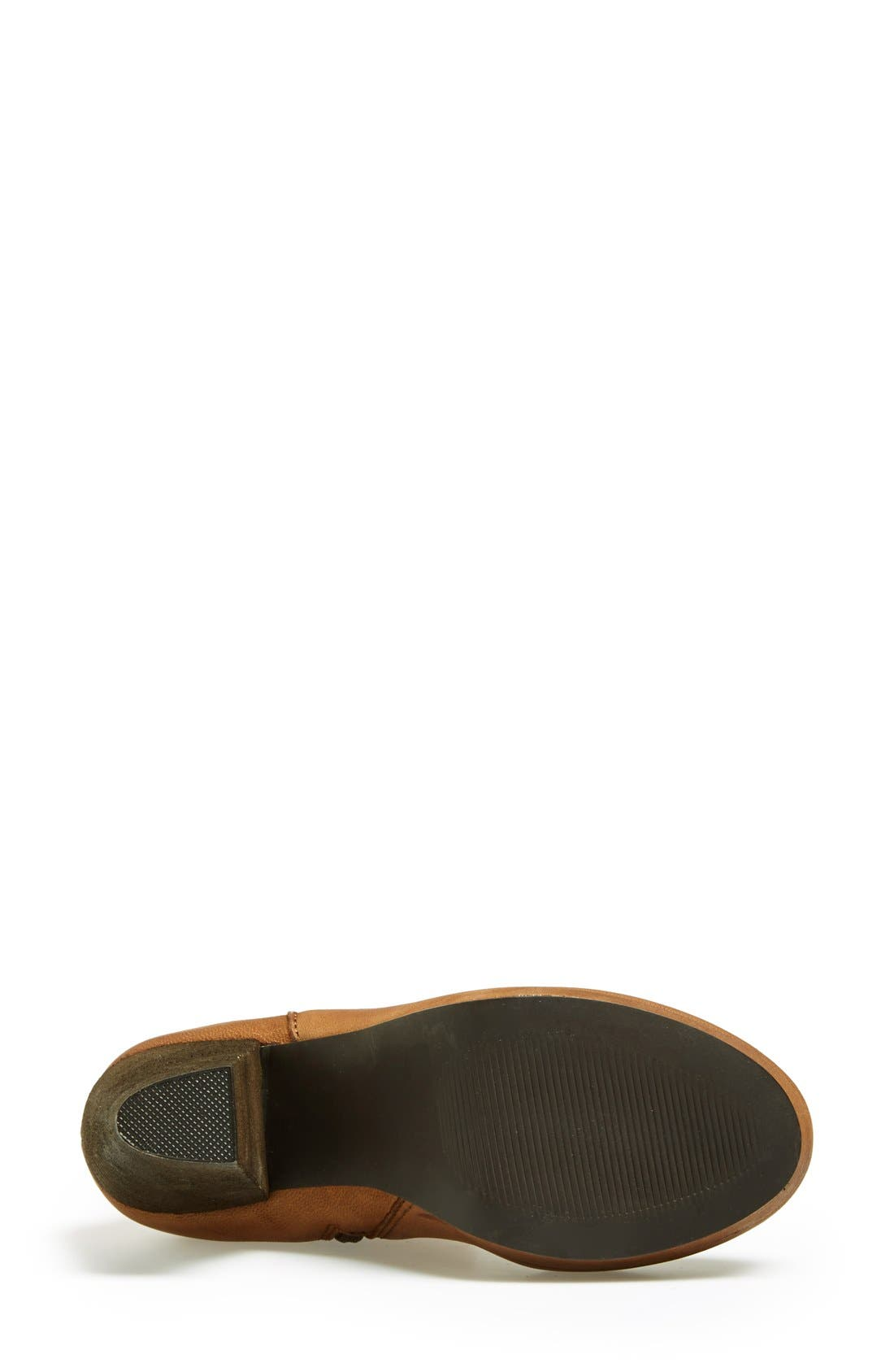 Alternate Image 7  - Steve Madden 'Rackey' Leather Platform Boot (Women)