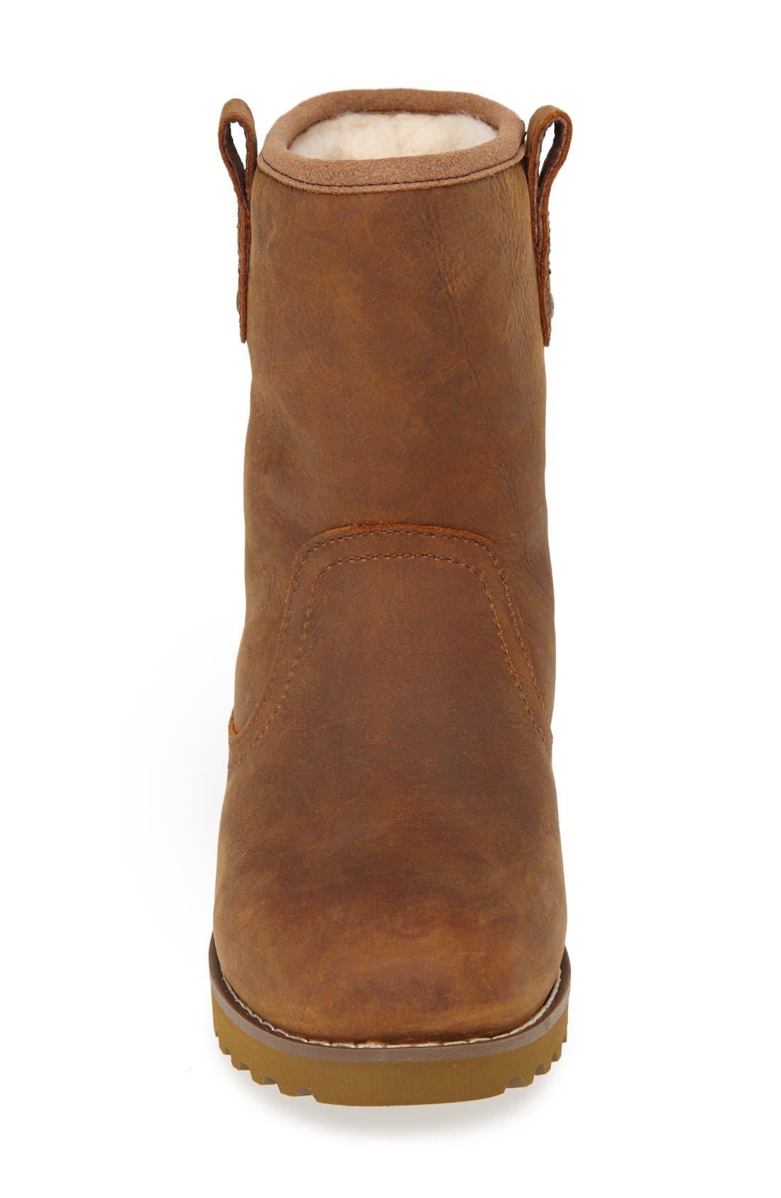 Alternate Image 3  - UGG® 'Redwood' Waterproof Boot (Toddler, Little Kid & Big Kid)