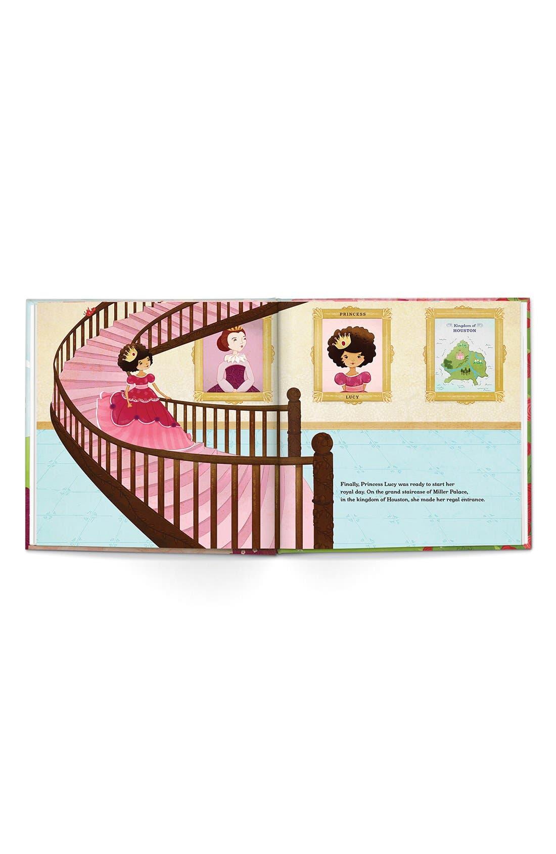 Alternate Image 4  - 'Princess' Personalized Book