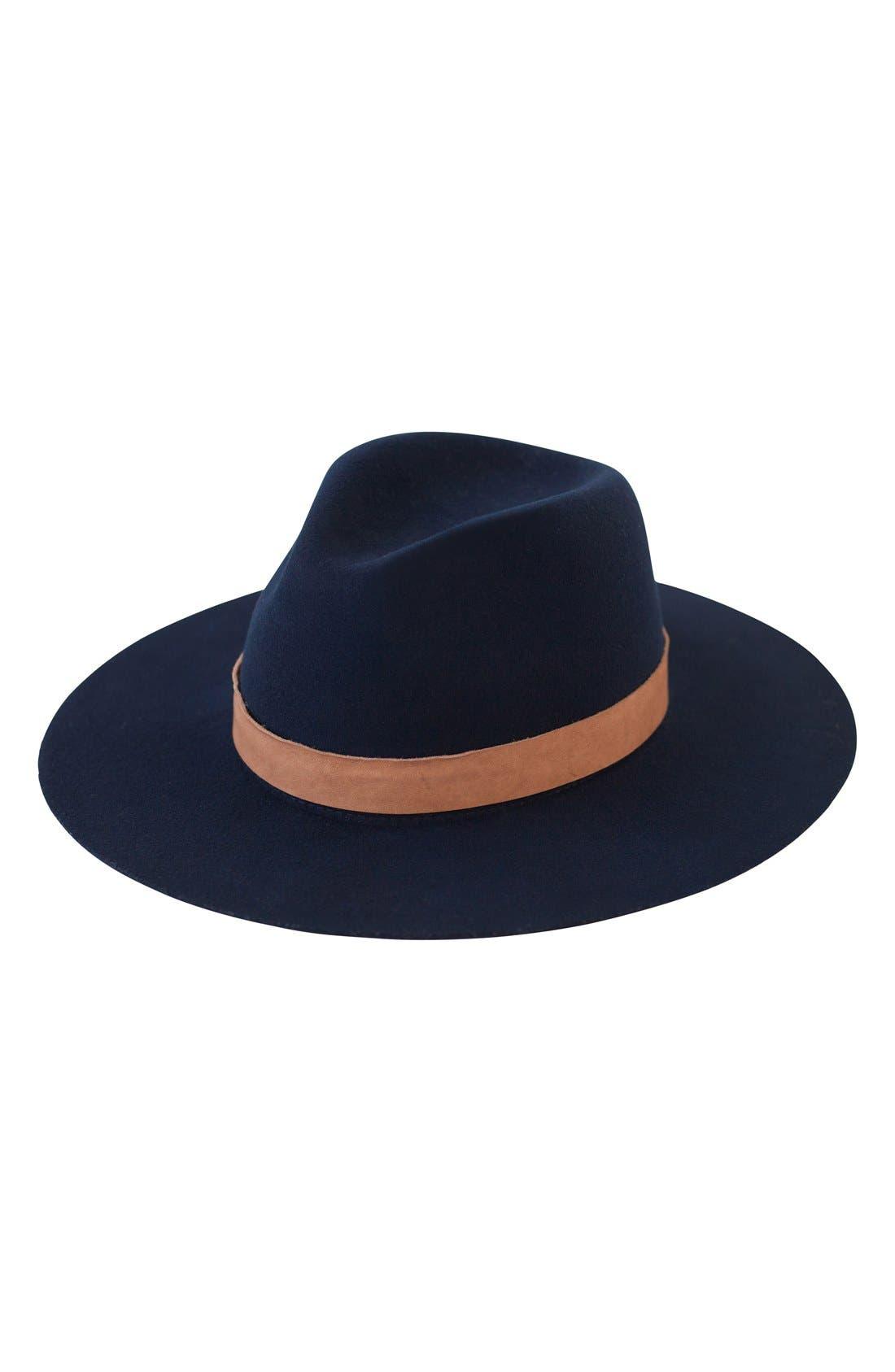 Alternate Image 3  - Janessa Leone 'Amelia' Hat