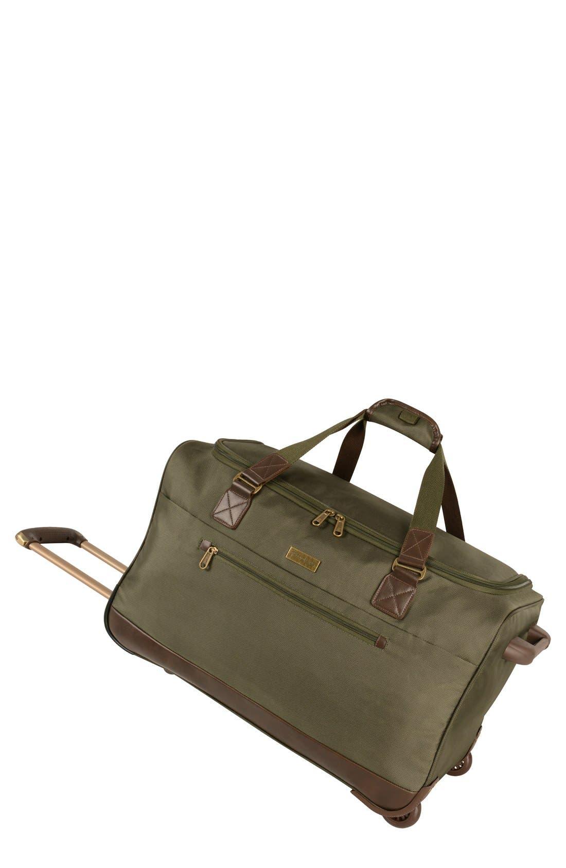 TOMMY BAHAMA Surge Wheeled Duffel Bag