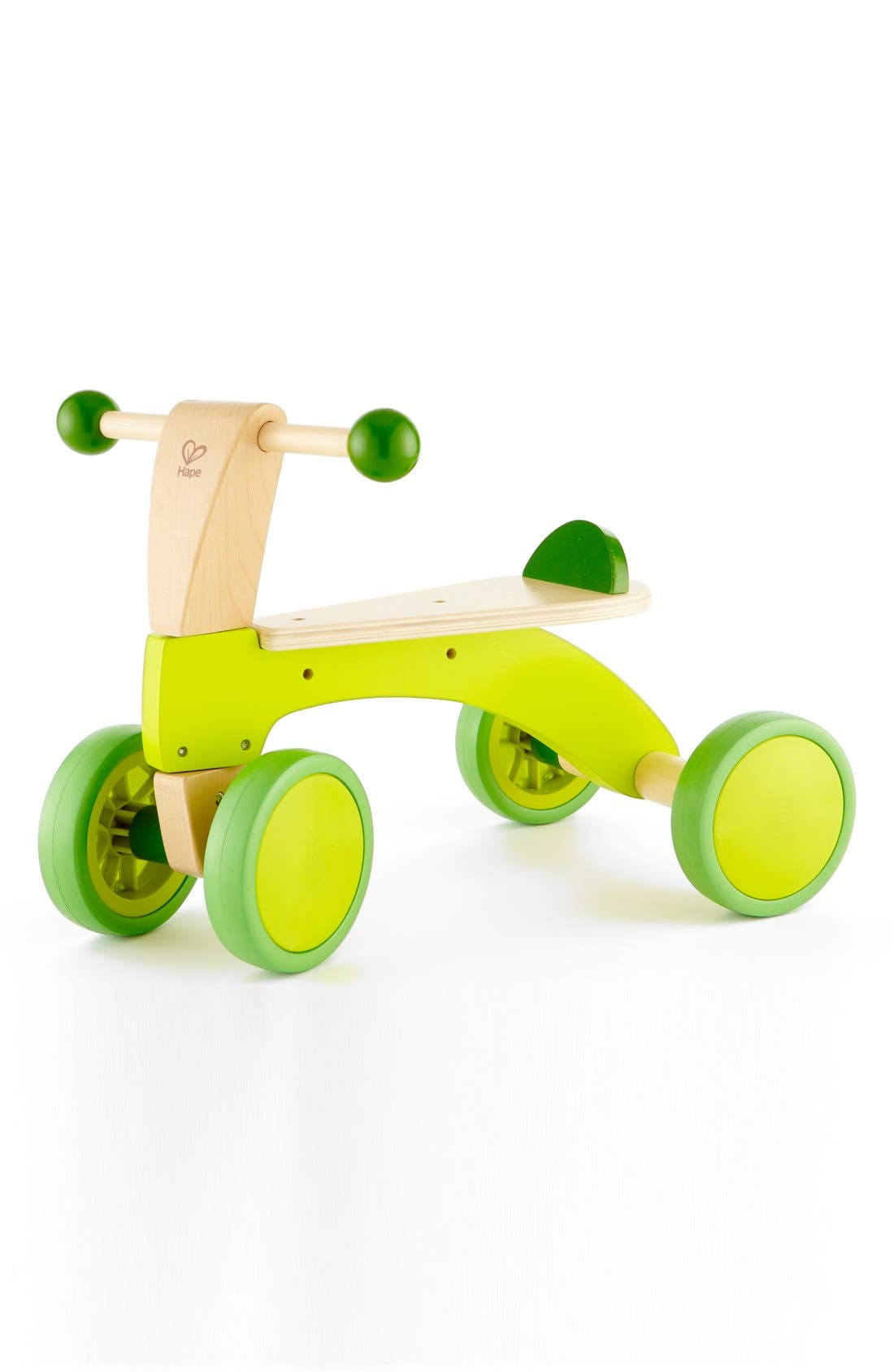 'Scoot-Around' Riding Toy,                             Main thumbnail 1, color,                             Green