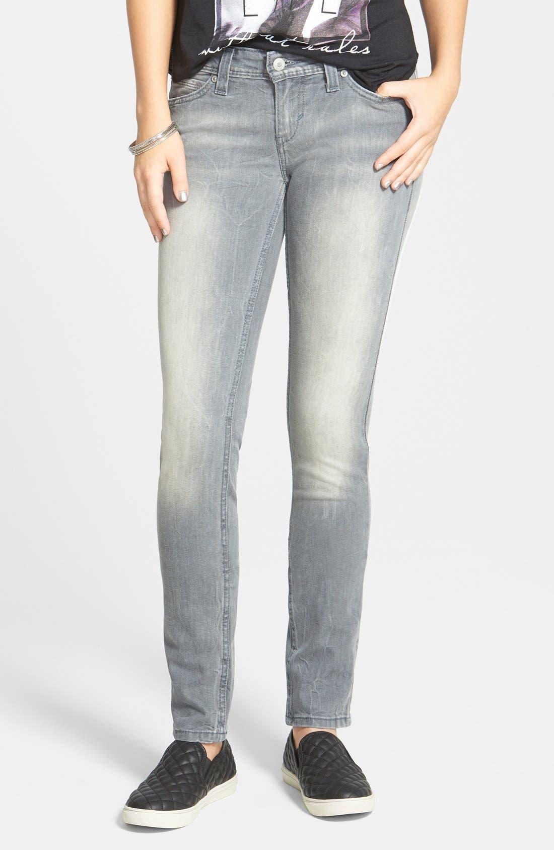 Main Image - Levi's® Demi Curve Jeans (Sunset Grey)