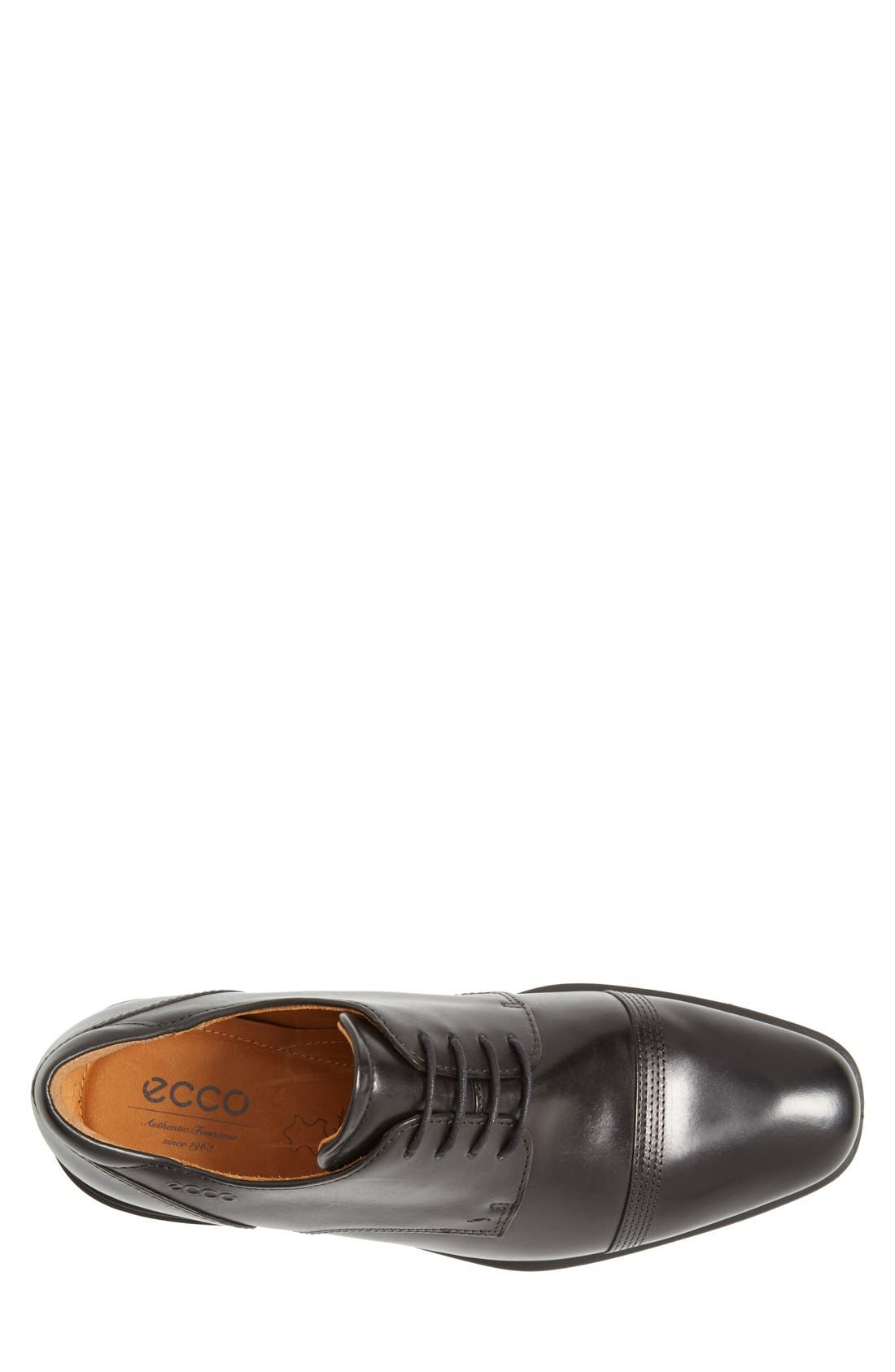Alternate Image 3  - ECCO 'Cairo' Cap Toe Derby (Men)
