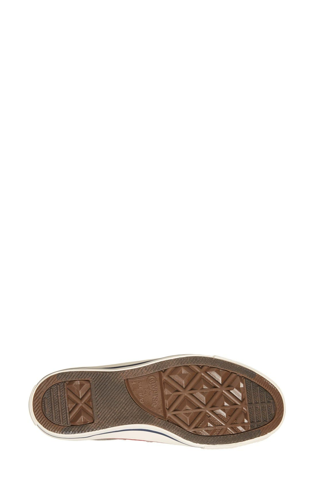 Alternate Image 4  - Converse Chuck Taylor® All Star® 'Ox' Canvas Sneaker (Women)