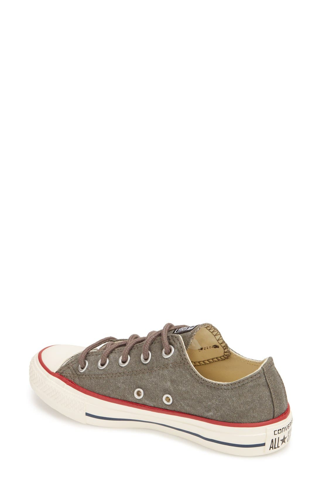 Alternate Image 2  - Converse Chuck Taylor® All Star® 'Ox' Canvas Sneaker (Women)