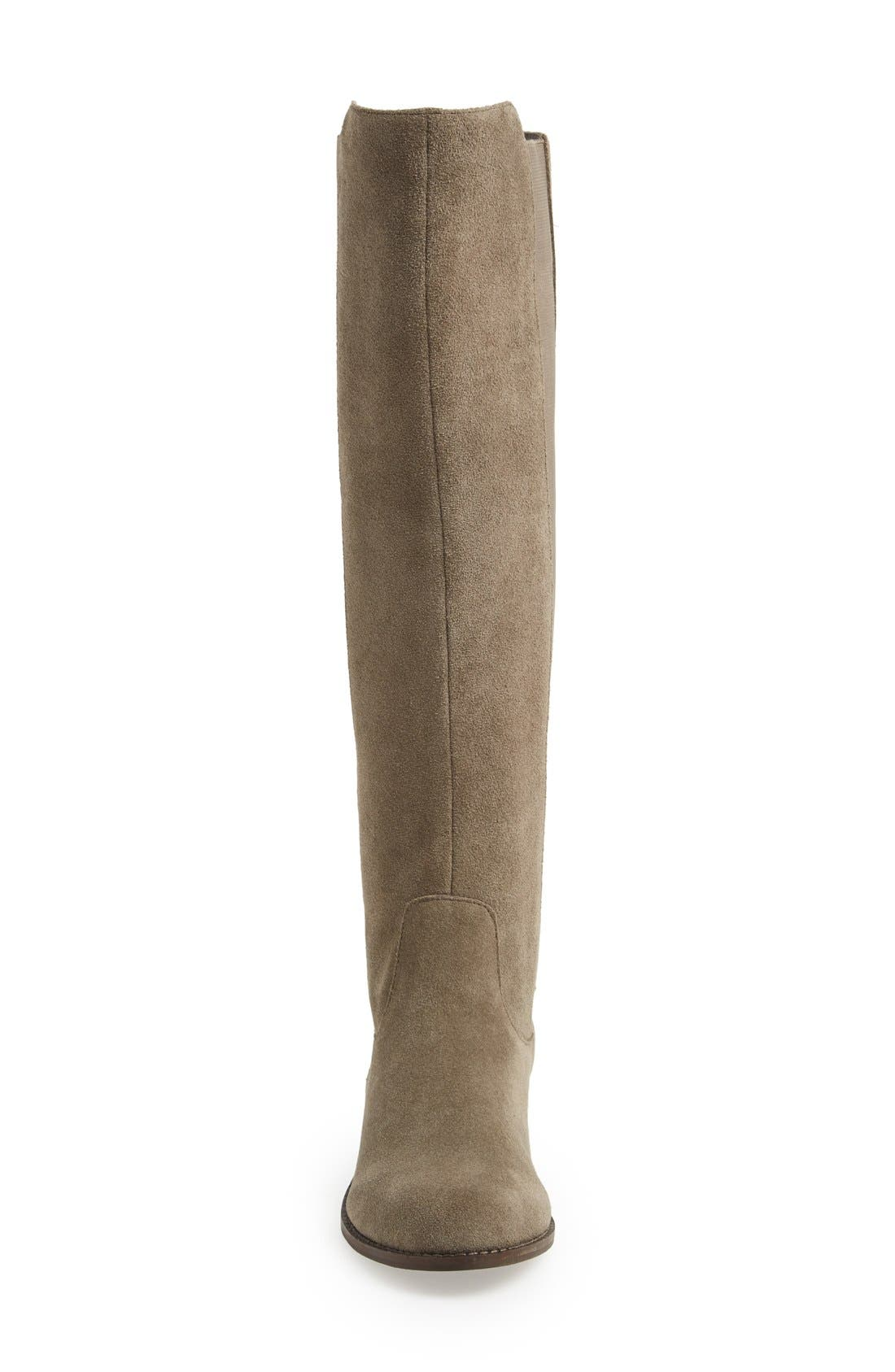 Alternate Image 3  - Very Volatile 'Timber' Suede Knee High Boot (Women)