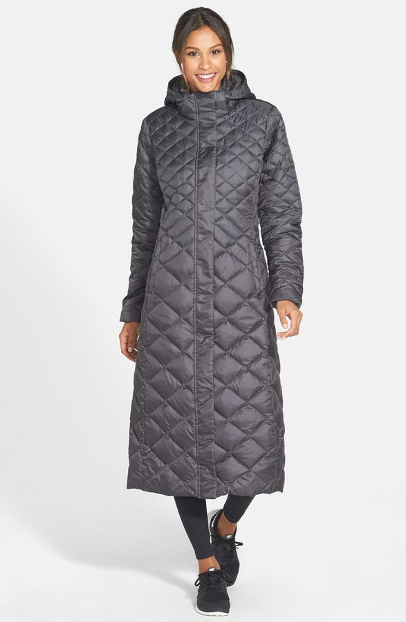 The North Face 'Transit Triple C' Long Quilted Down Jacket | Nordstrom : quilted long down coat - Adamdwight.com