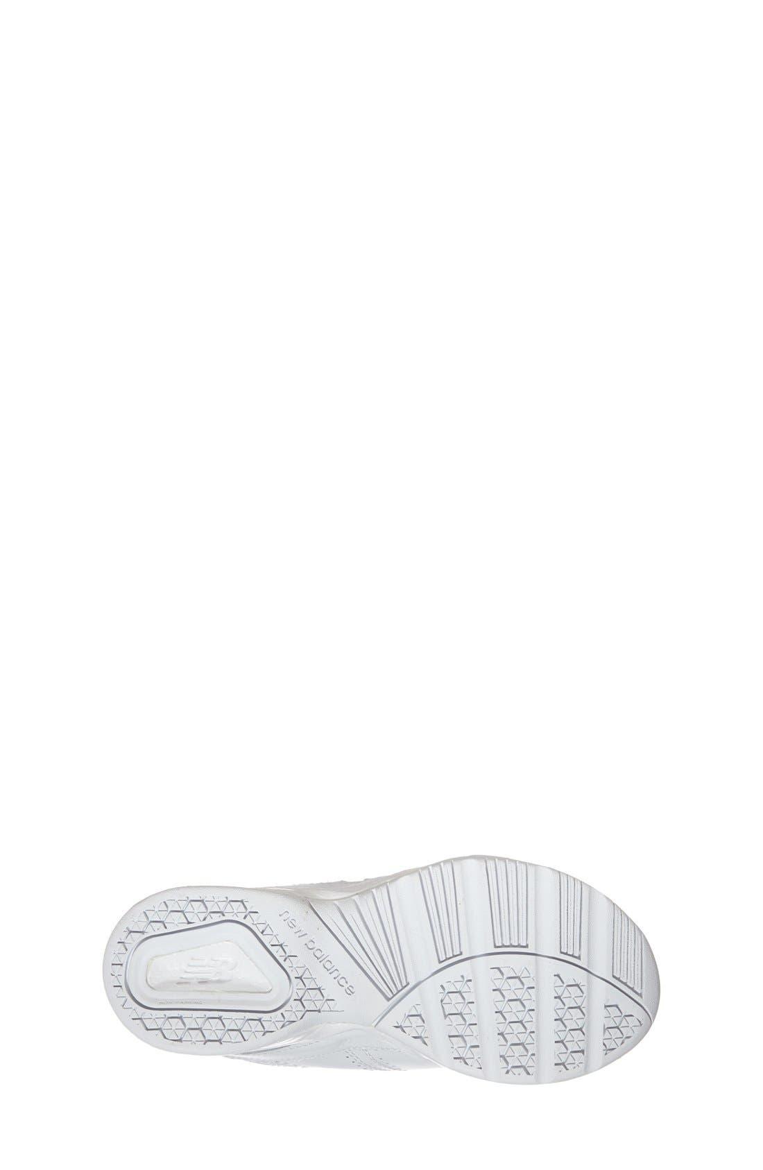 'Takedown 624v2' Sneaker,                             Alternate thumbnail 4, color,                             White