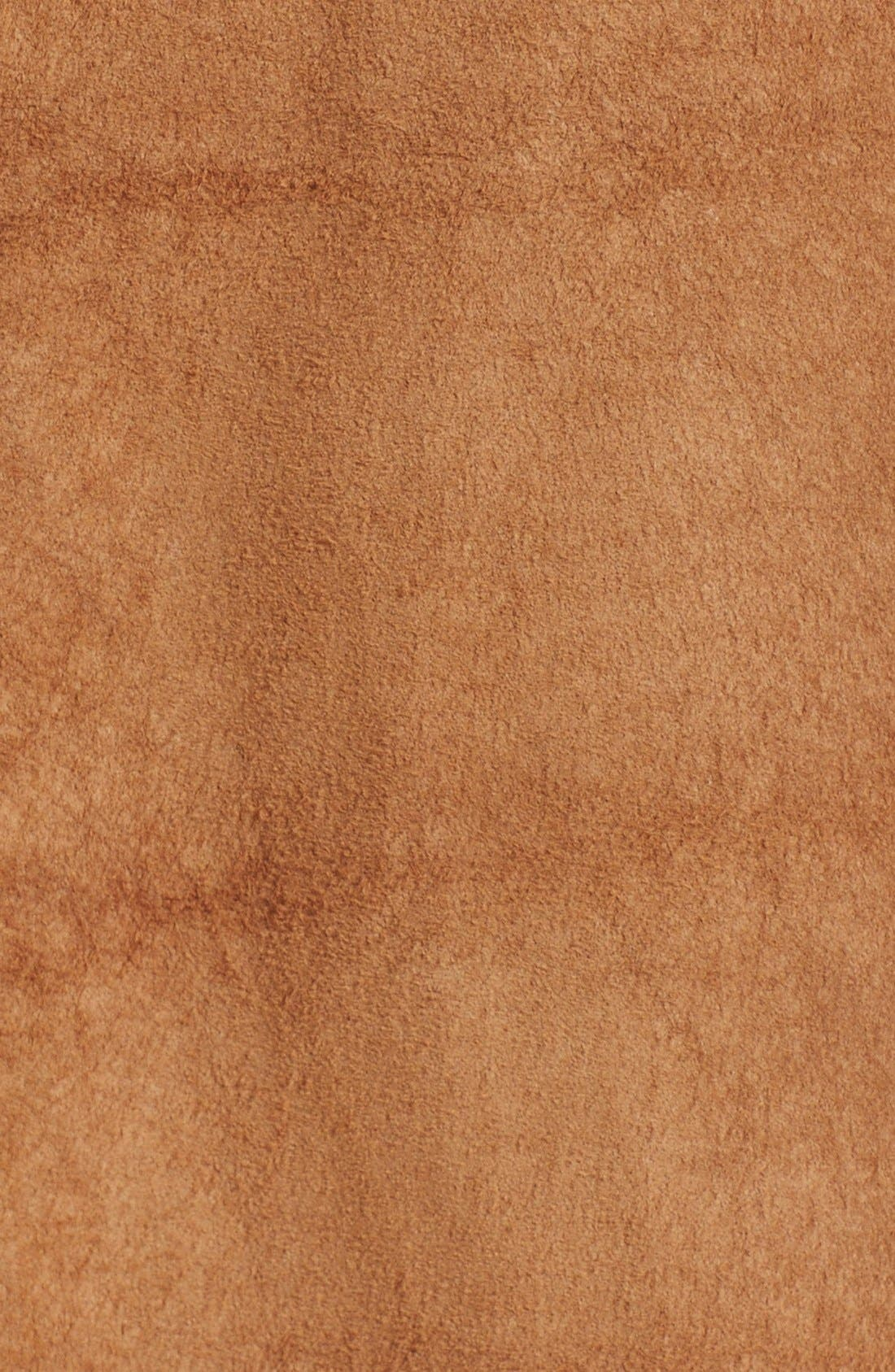 Alternate Image 3  - Theory 'Pemma' Suede Midi Skirt