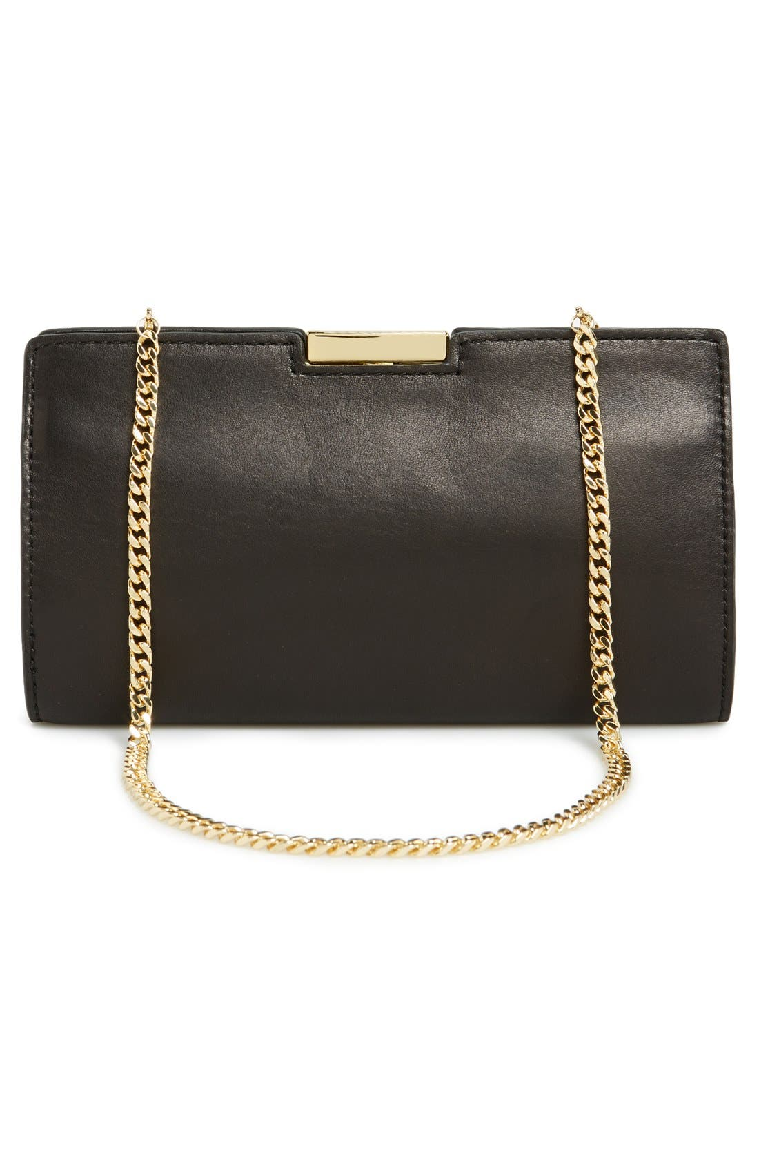 Alternate Image 4  - Milly 'Small Cara' Frame Clutch