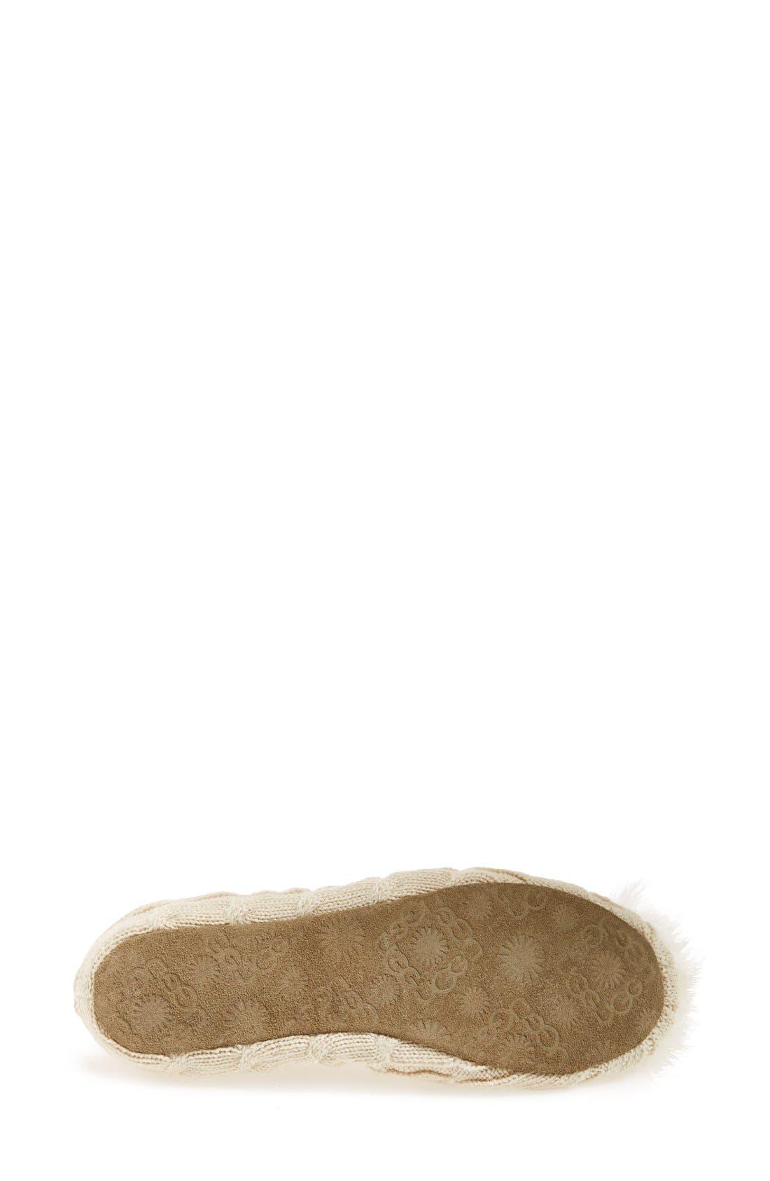 Alternate Image 4  - UGG® Australia 'Andi' Slipper (Women)