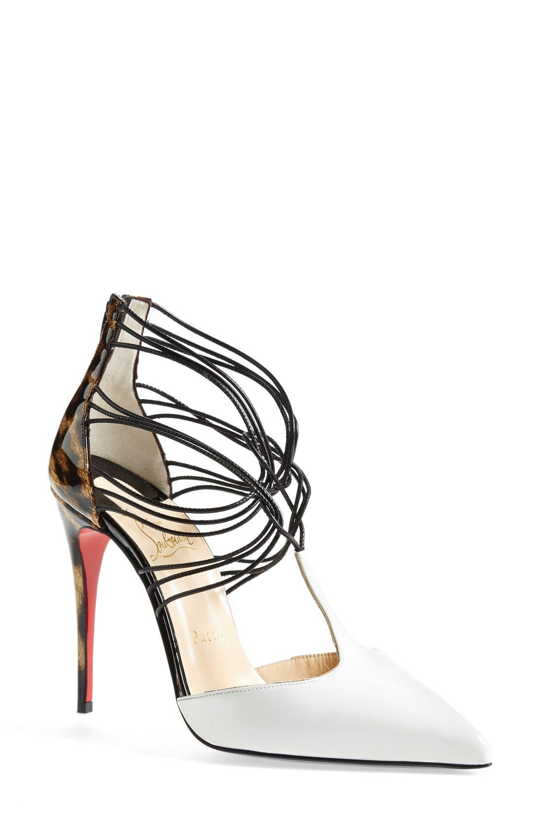 Alternate Image 1 Selected - Christian Louboutin 'Confusa' Pointy Toe Pump