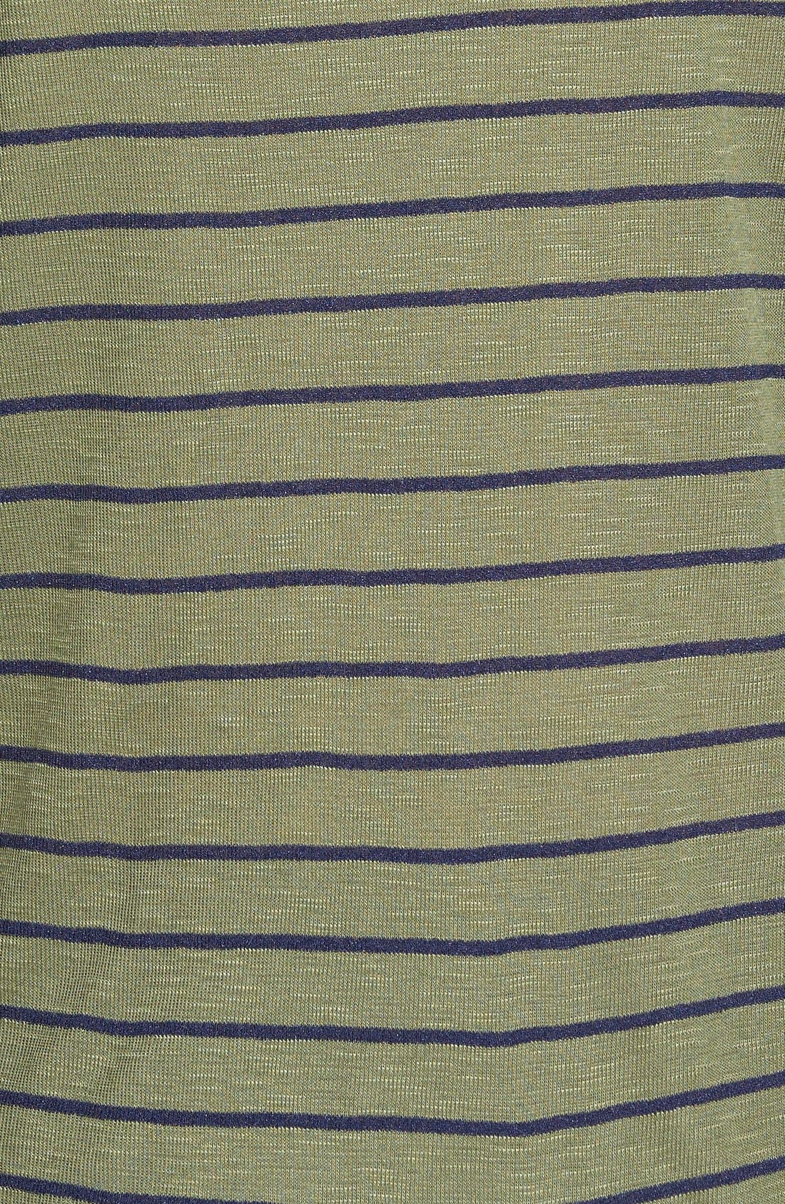 Alternate Image 3  - Splendid 'New Haven' Stripe Long Sleeve Tee