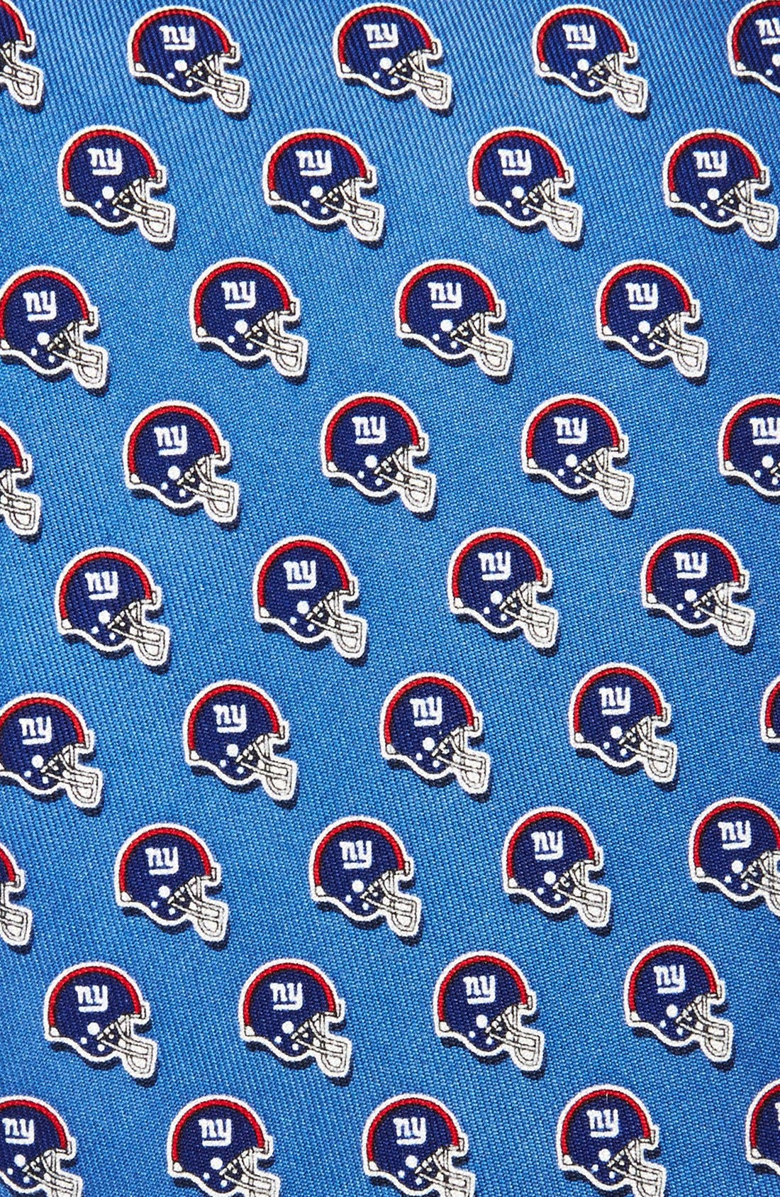New York Giants - NFL Silk Tie,                             Alternate thumbnail 2, color,                             Royal Blue