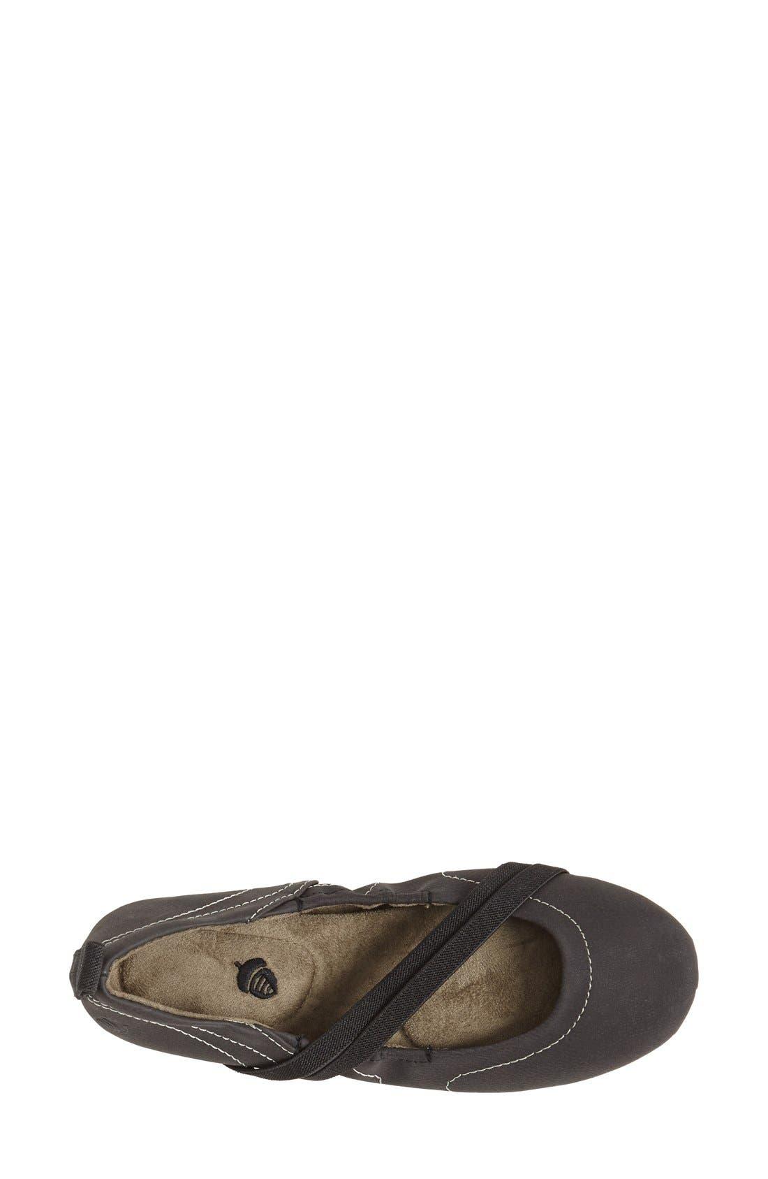 Alternate Image 3  - Acorn 'Via Wrap' Flat (Online Only)