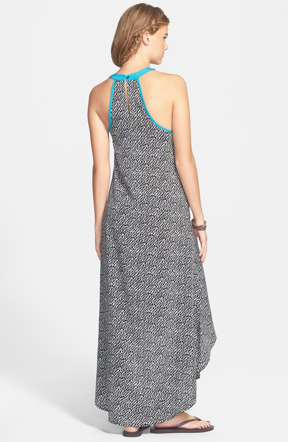 Alternate Image 2  - Rip Curl 'Mystic Tribe' Maxi Dress (Juniors)
