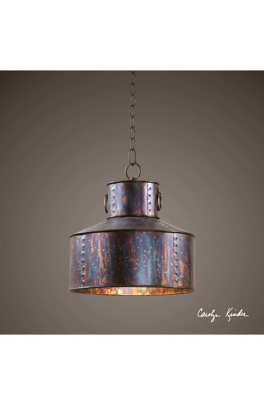 Alternate Image 2  - Uttermost 'Giaveno' Pendant Light