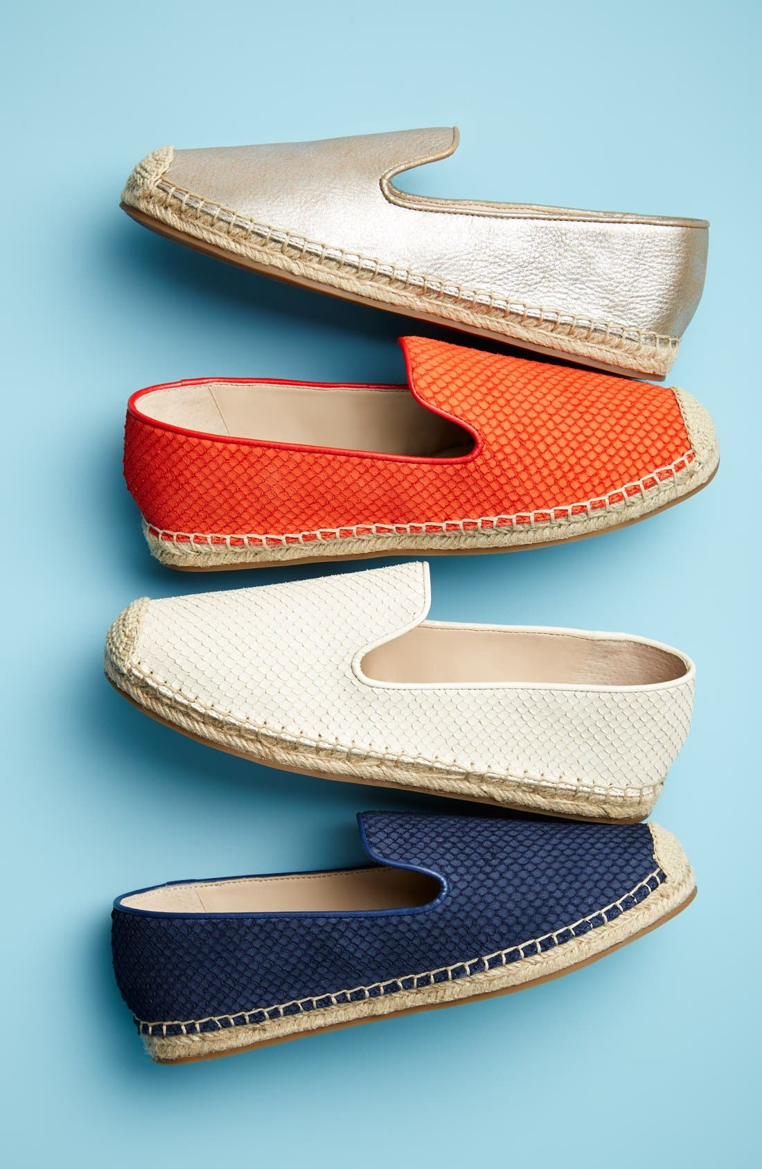Alternate Image 4  - Vince Camuto 'Driston' Espadrille Flat (Women)