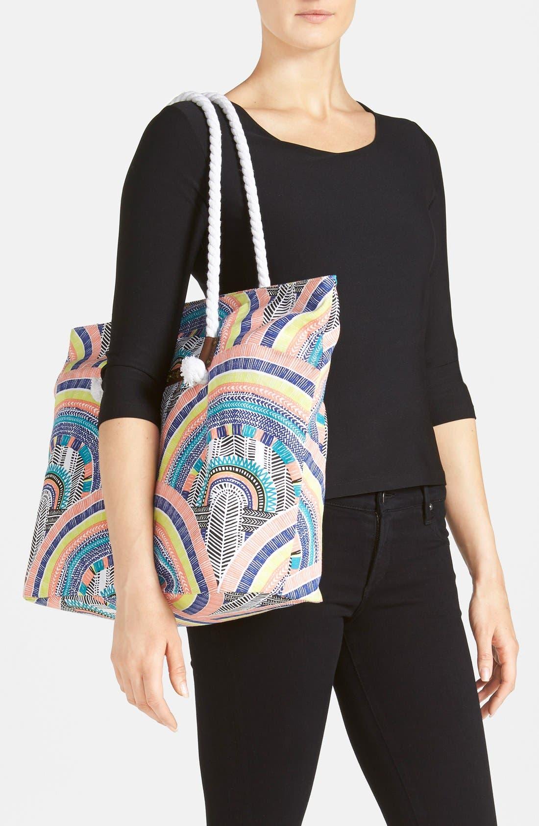 Alternate Image 2  - Rip Curl 'Modern Myth' Beach Bag