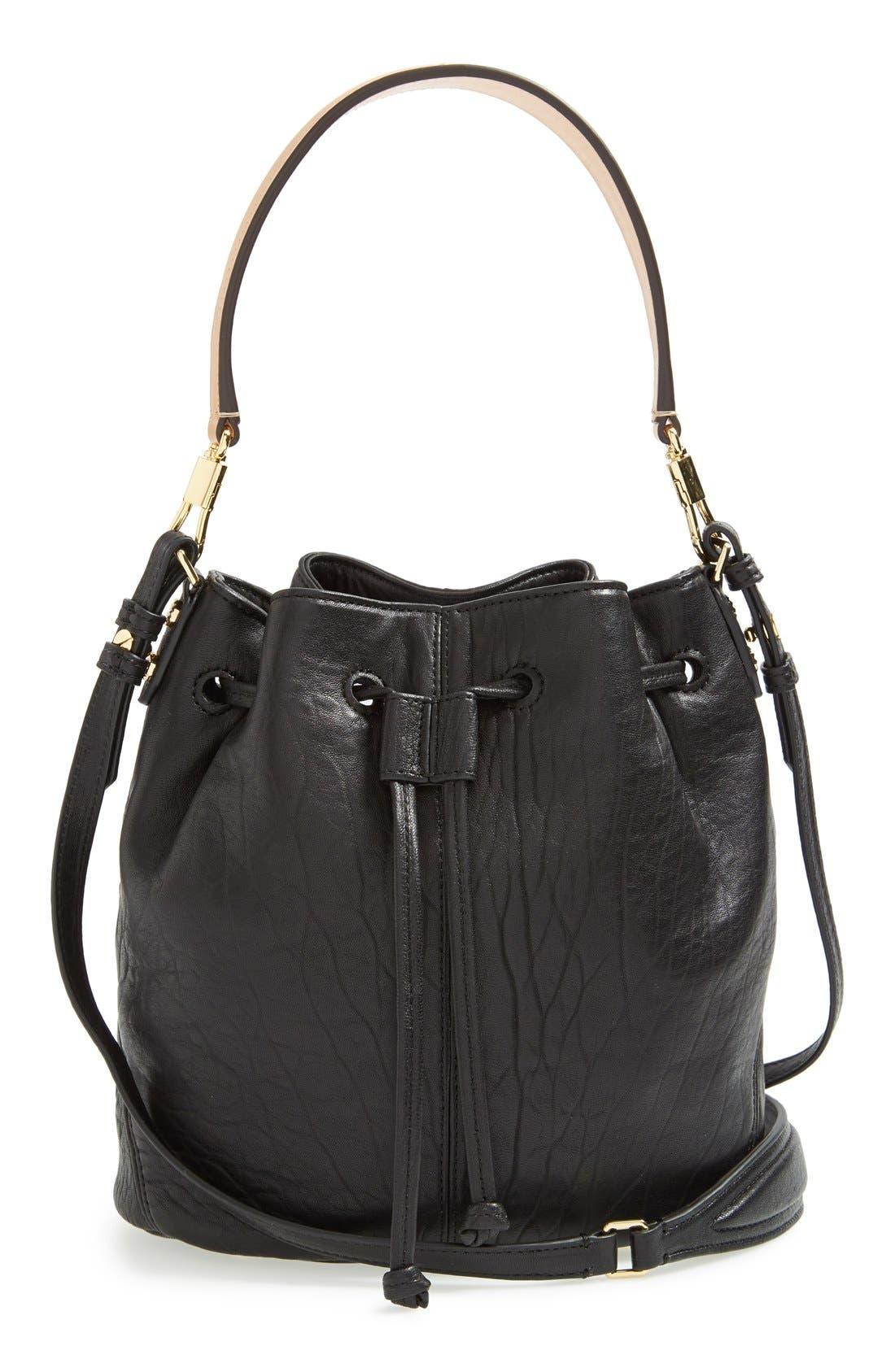 Alternate Image 4  - Elizabeth and James 'Mini Cynnie' Bucket Bag