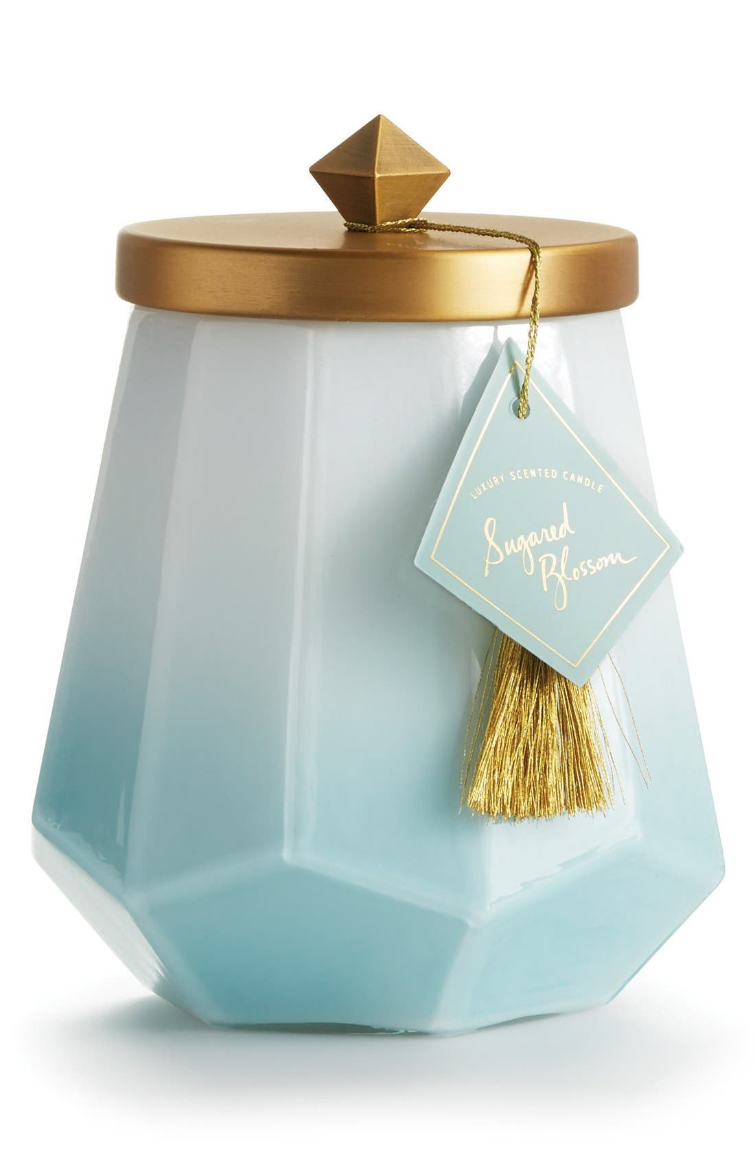 'Laurel' Scented Candle Jar,                         Main,                         color, Sugared Blossom