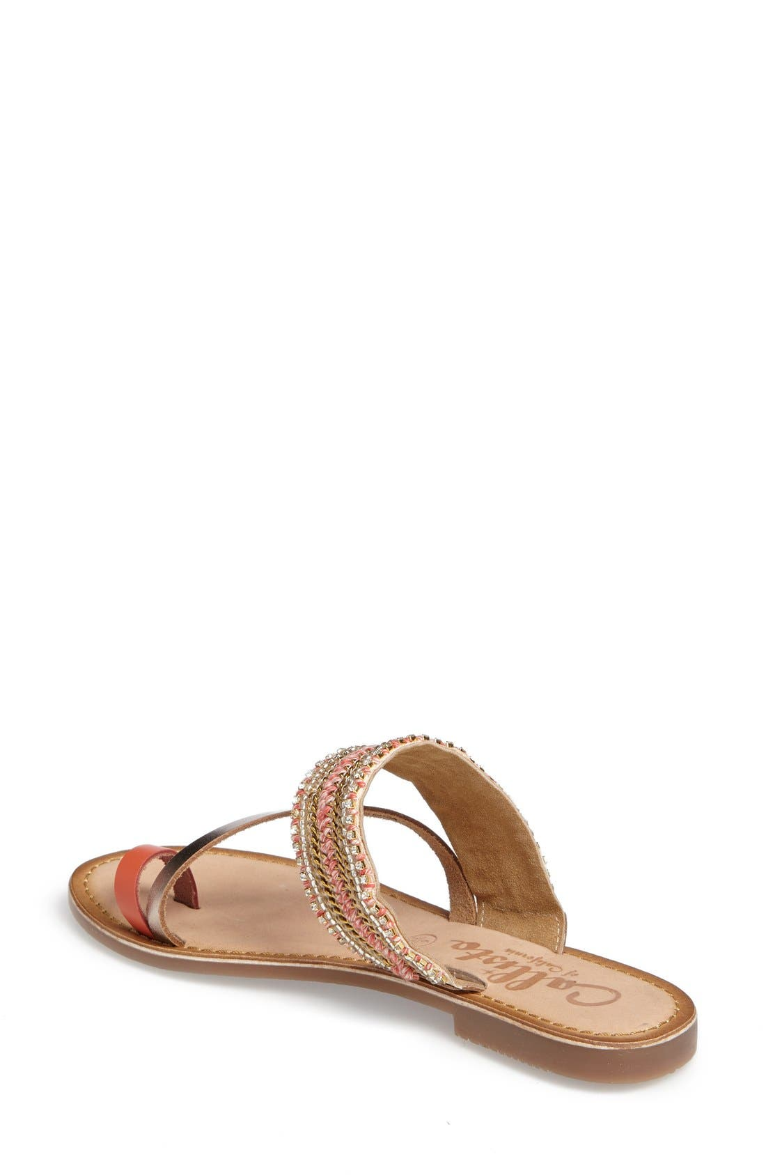 Alternate Image 2  - Callisto Karii Sandal (Women)