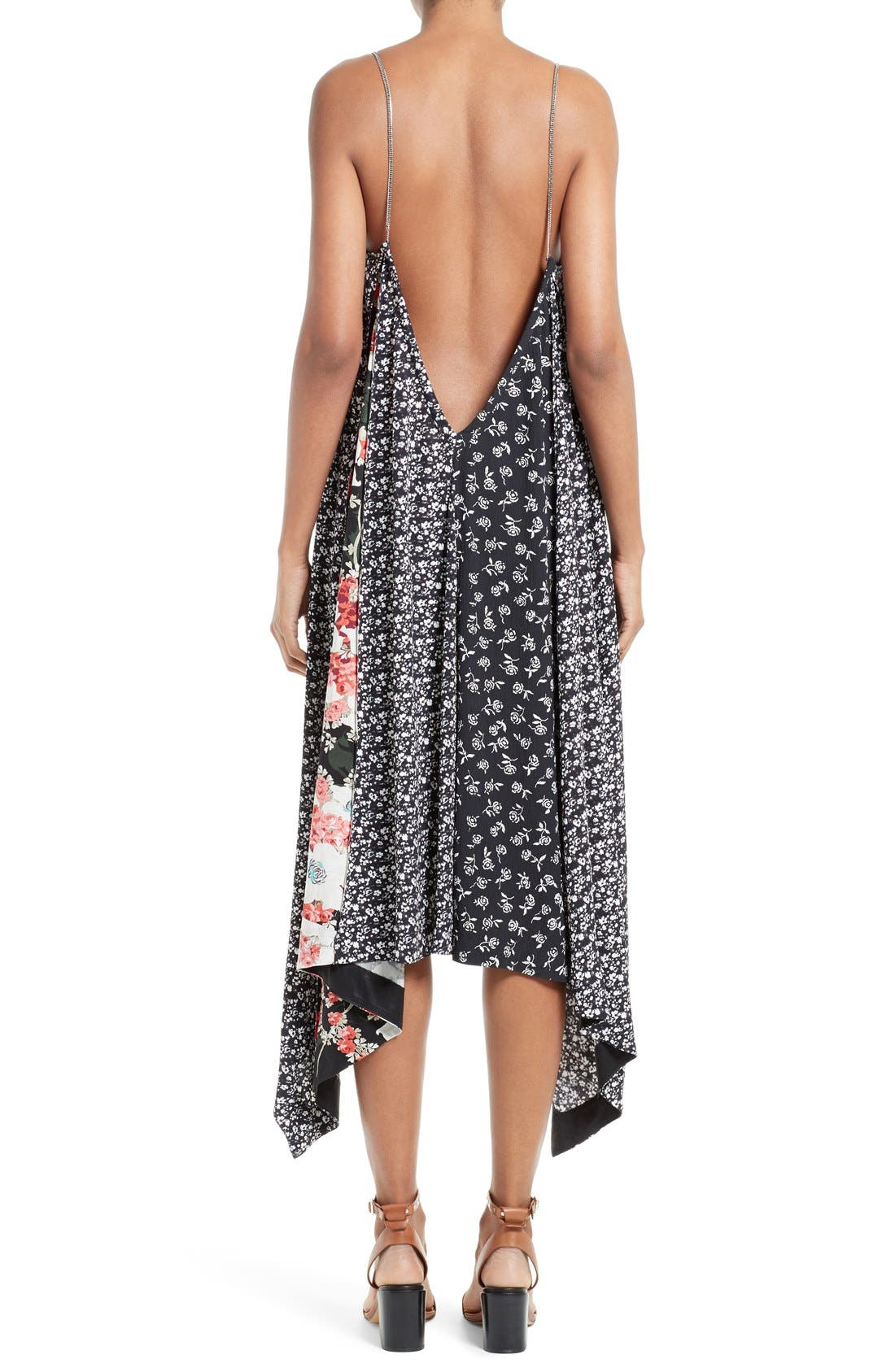 Alternate Image 2  - rag & bone Londar Print Swing Dress