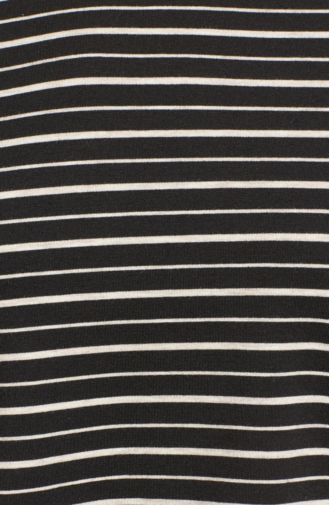 Alternate Image 5  - Socialite Stripe Tee