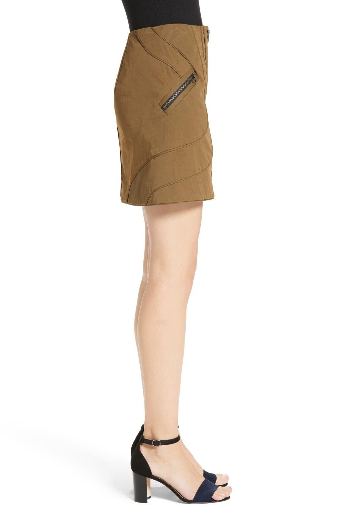 Alternate Image 3  - Veronica Beard Linda Cargo Skirt
