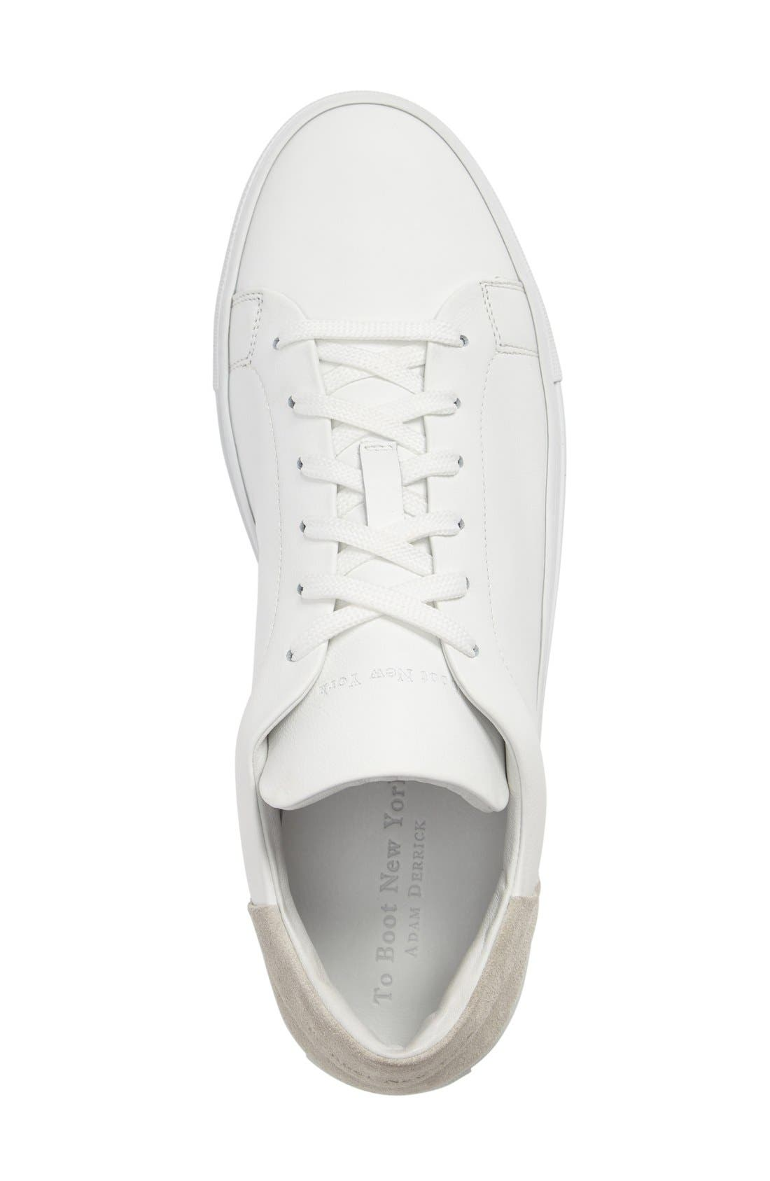 Alternate Image 3  - To Boot New York Huston Sneaker (Men)