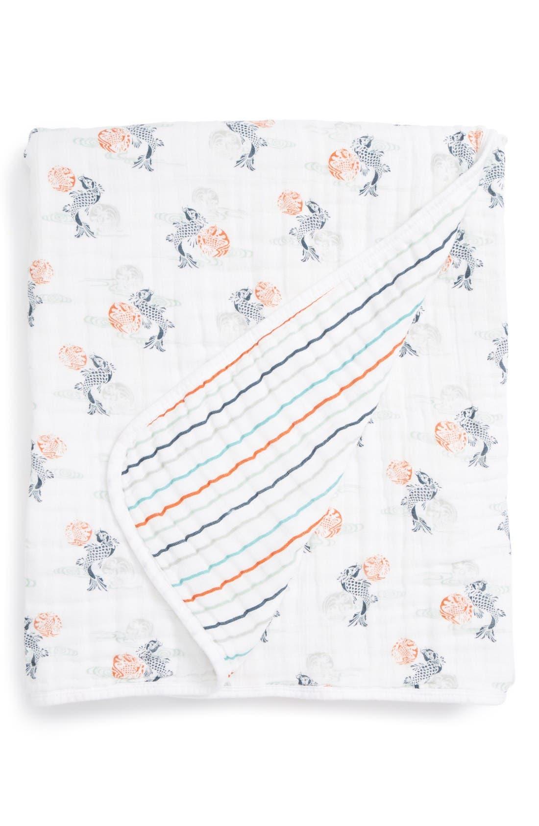 aden + anais x Tea Collection Dream Blanket™