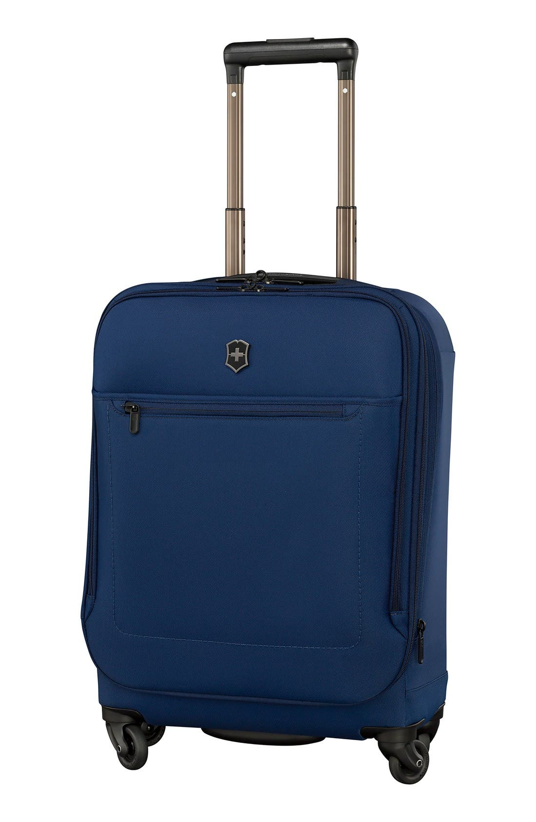Avolve 3.0 Global 22-Inch Wheeled Carry-On,                             Main thumbnail 1, color,                             Blue