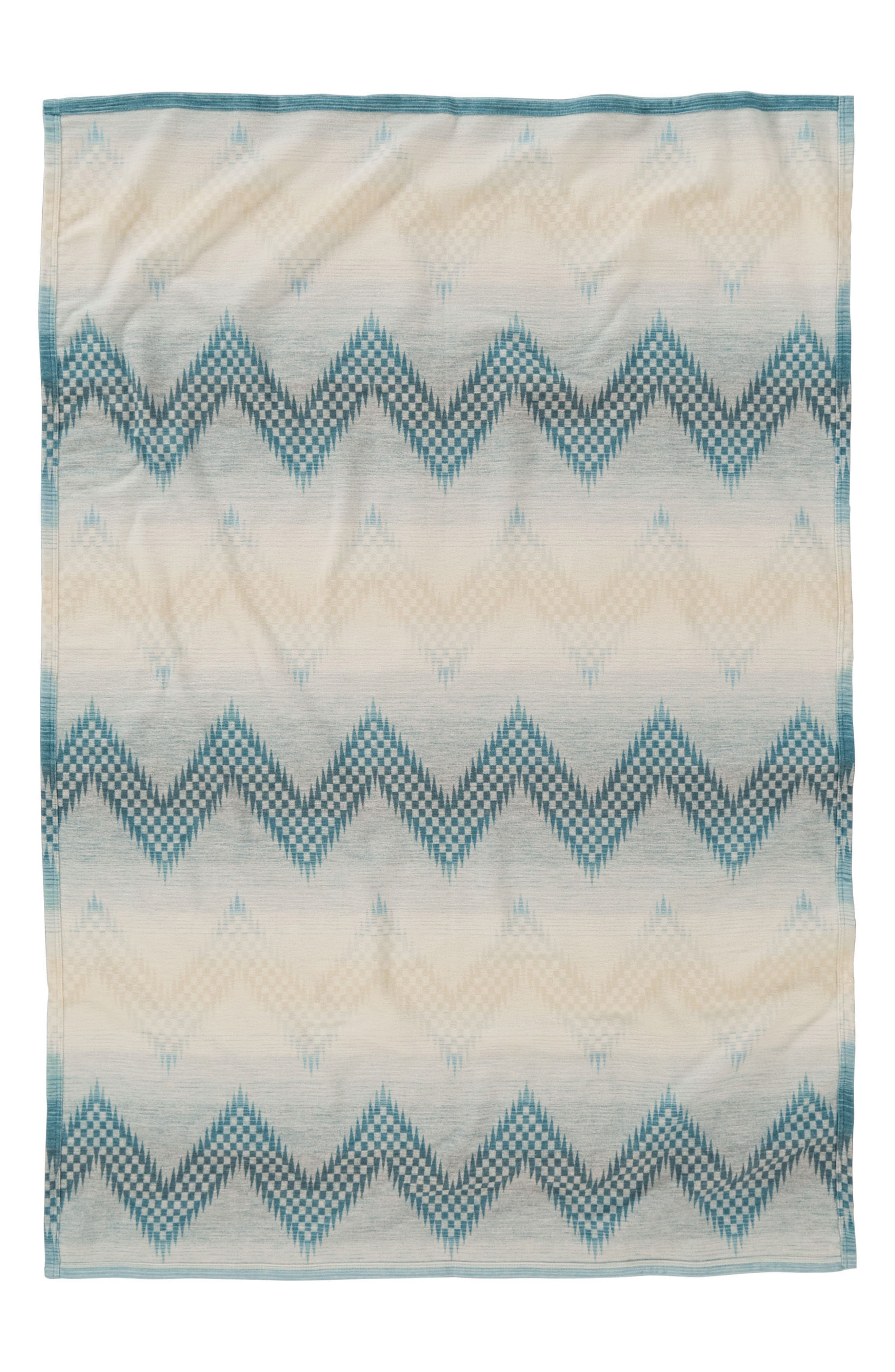 Alternate Image 3  - Pendleton Willow Basket Throw Blanket