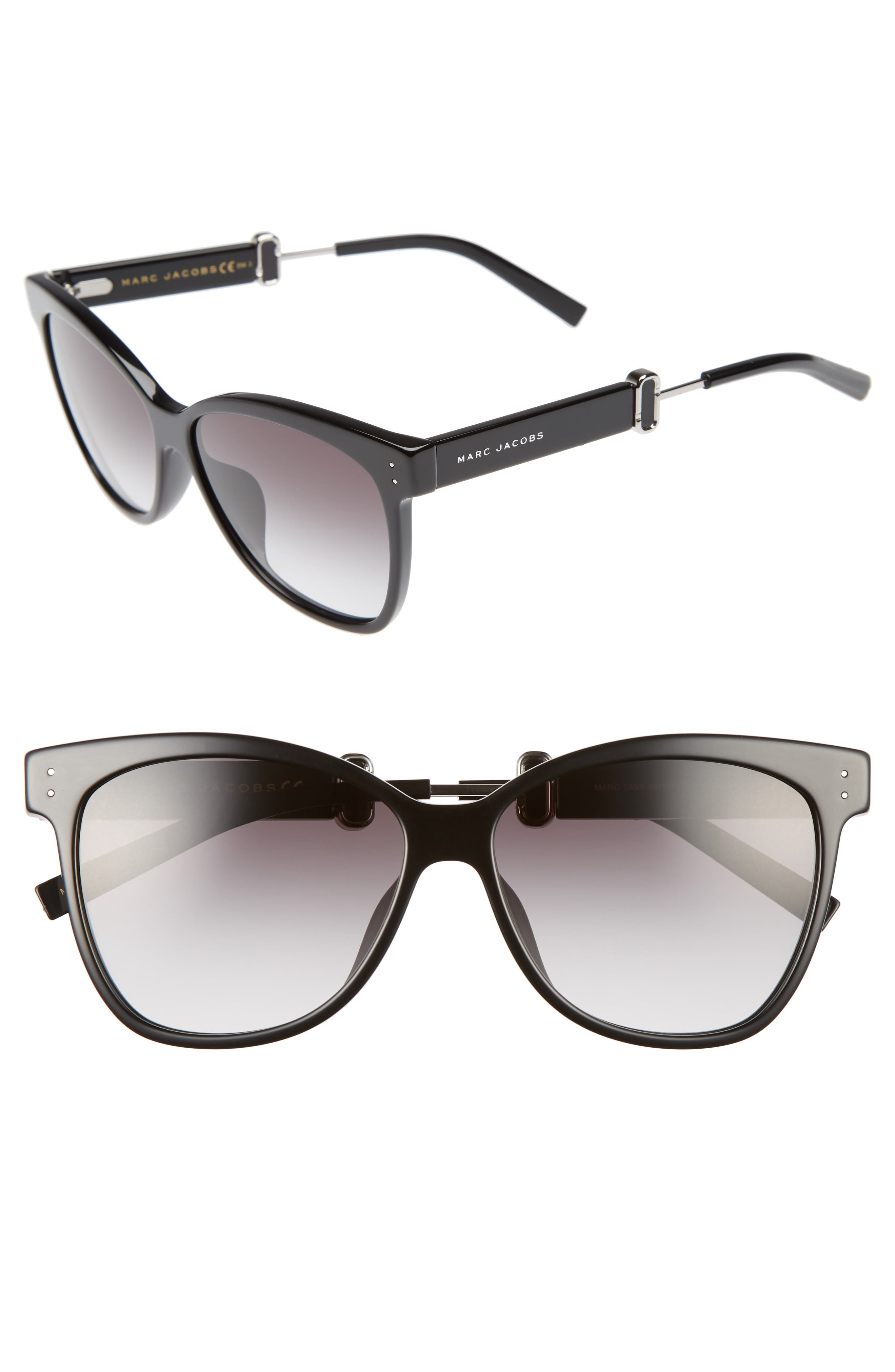MARC JACOBS 55mm Sunglasses