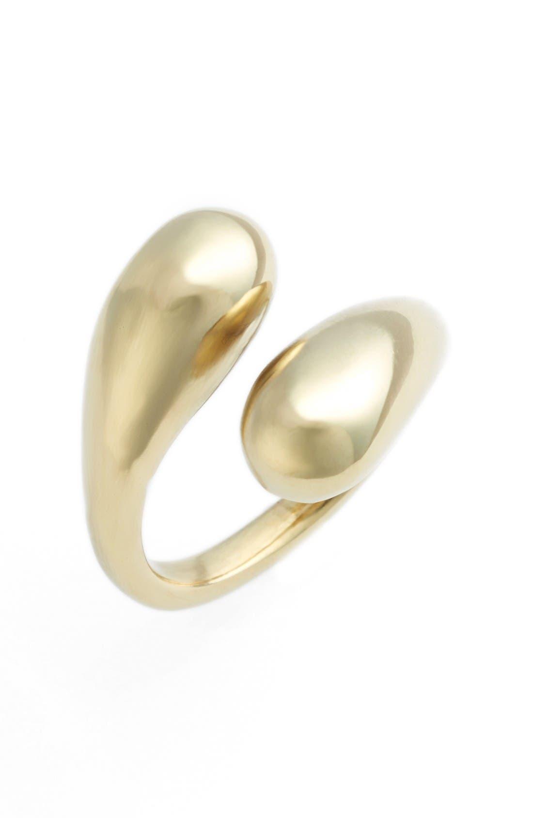 Soko Twisted Dash Ring