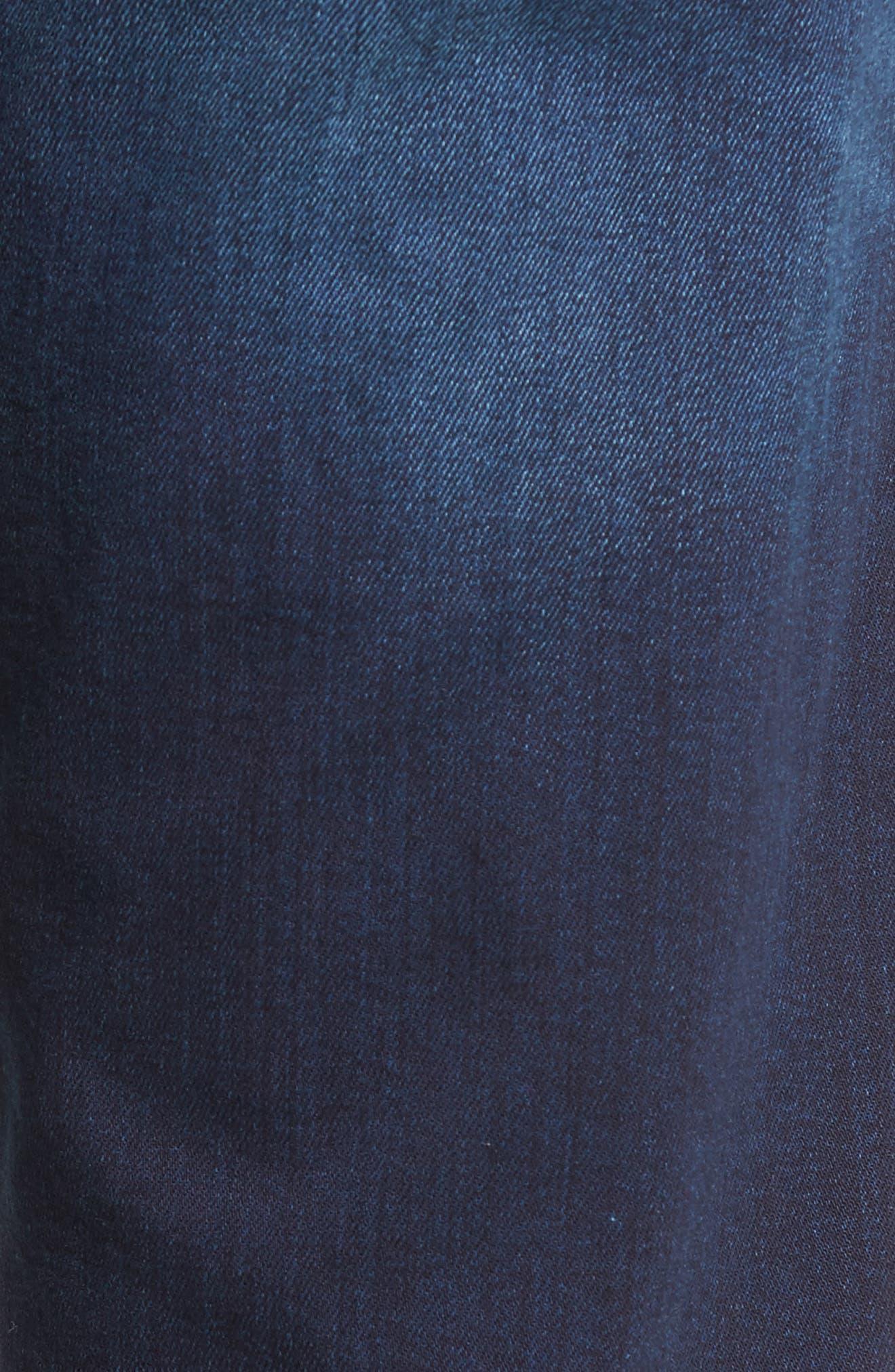 Alternate Image 5  - DIESEL® Thommer Skinny Fit Jeans (084BV)