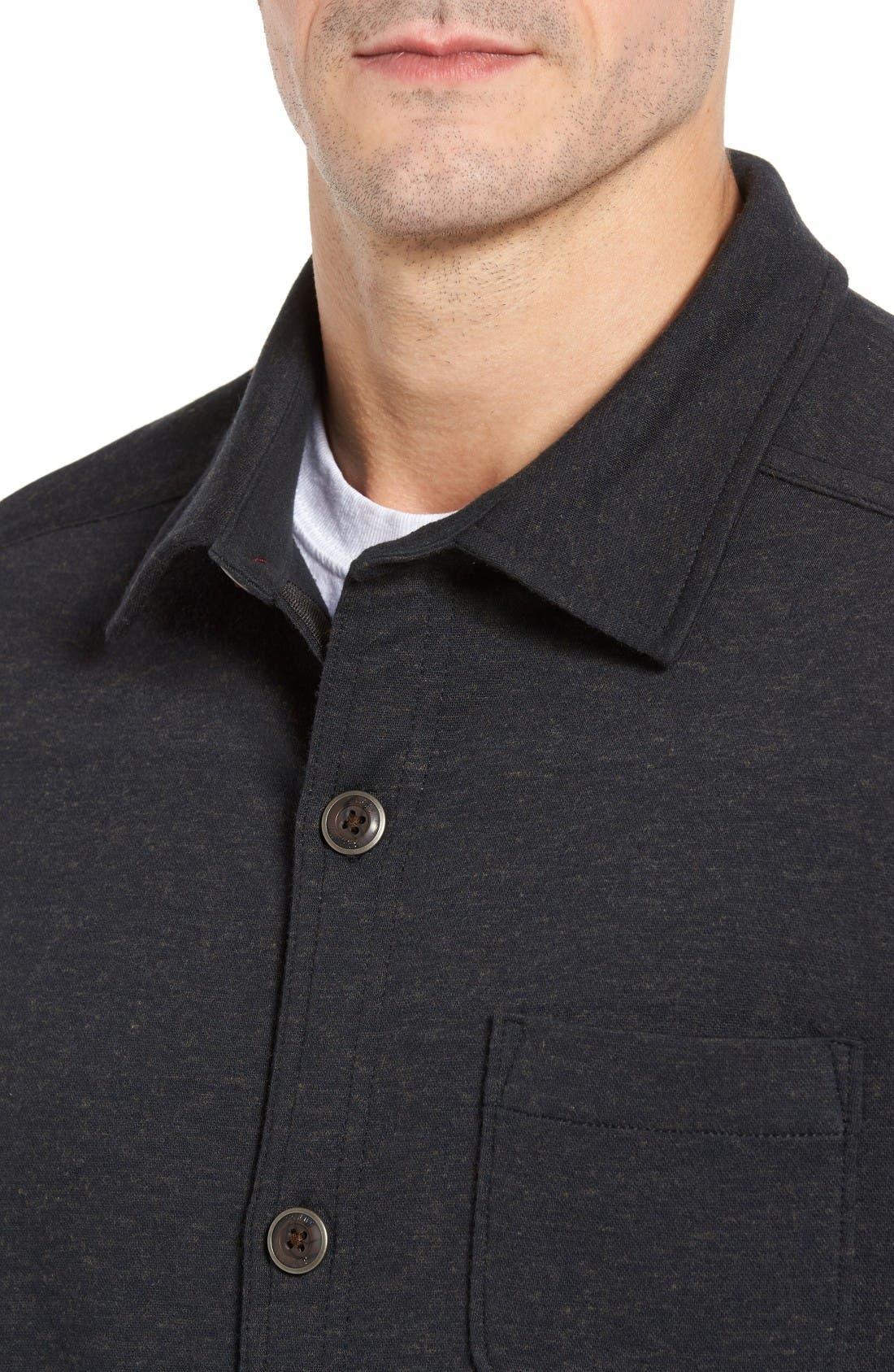 Alternate Image 4  - Tommy Bahama Barra Grande CPO Jacket