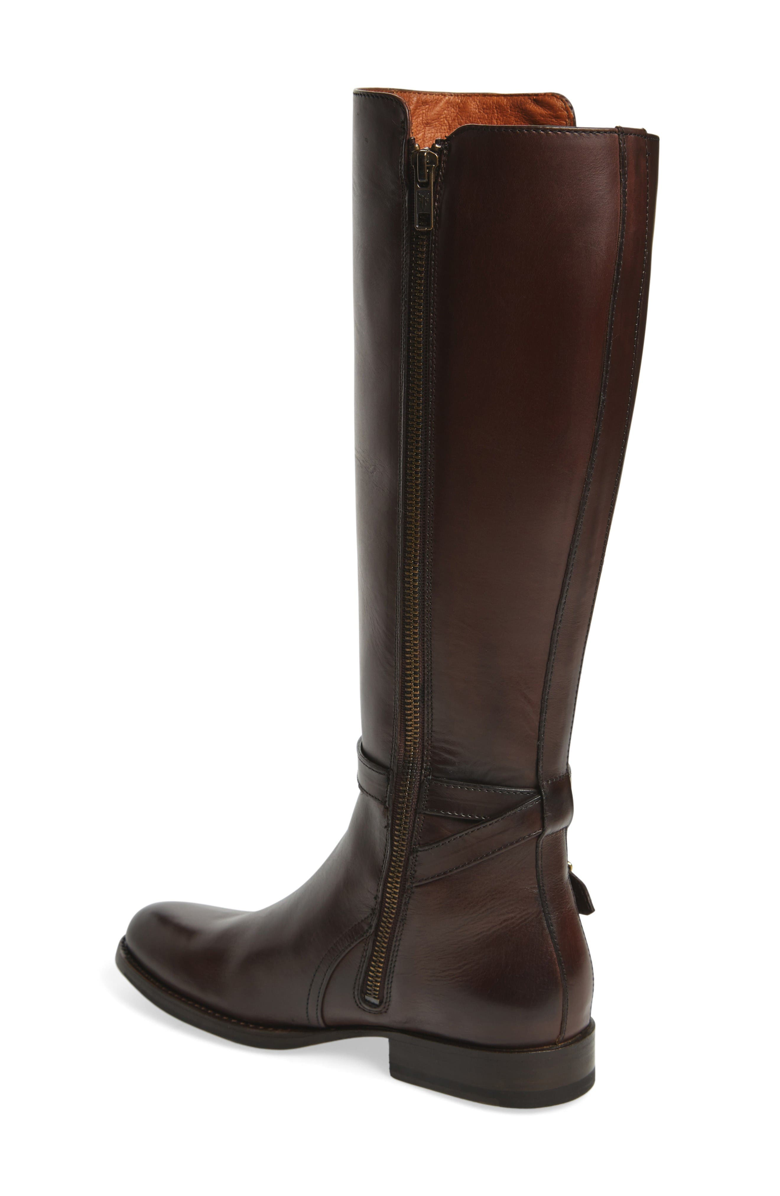 Alternate Image 2  - Frye Jordan Buckle Strap Knee High Boot (Women)