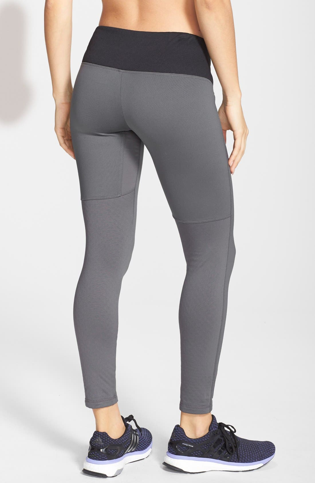 Alternate Image 2  - adidas CLIMAHEAT® Athletic Tights